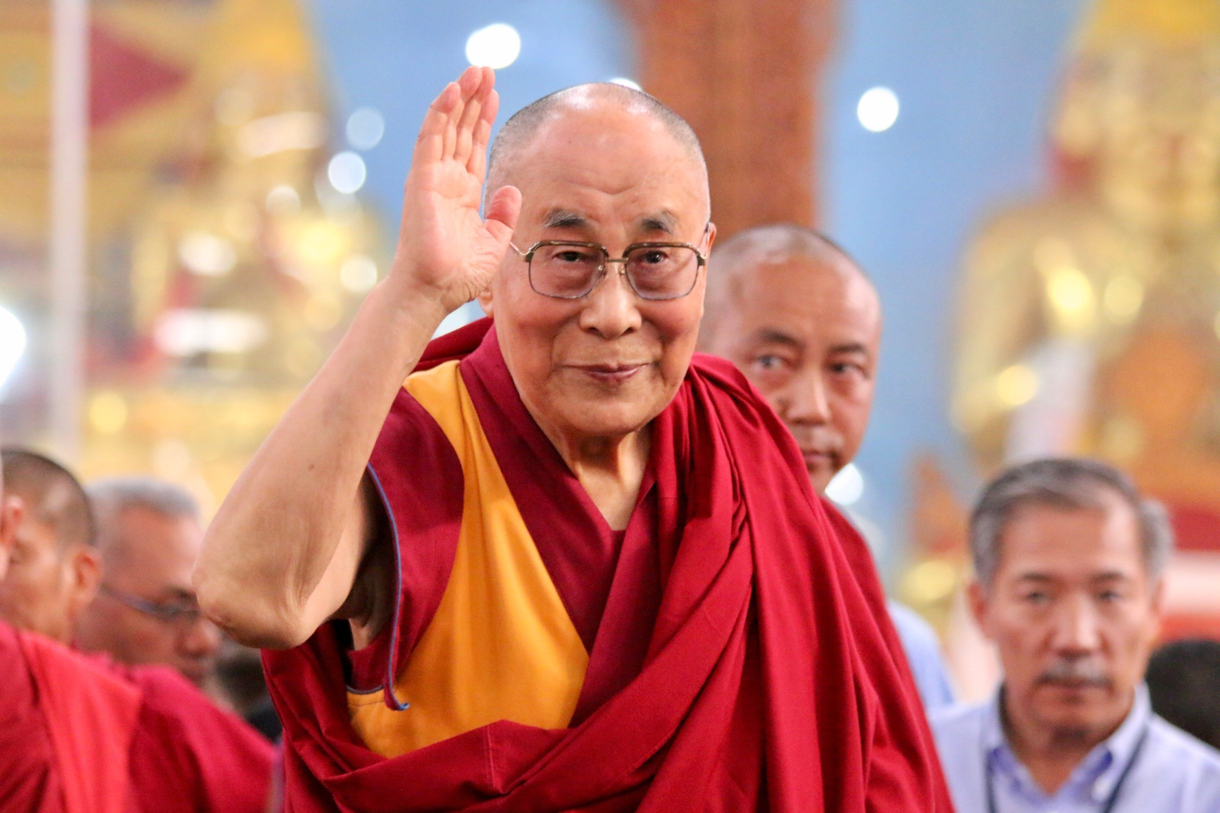 The Dalai Lama blames George Floyd's death on racism during virtual talk on compassion