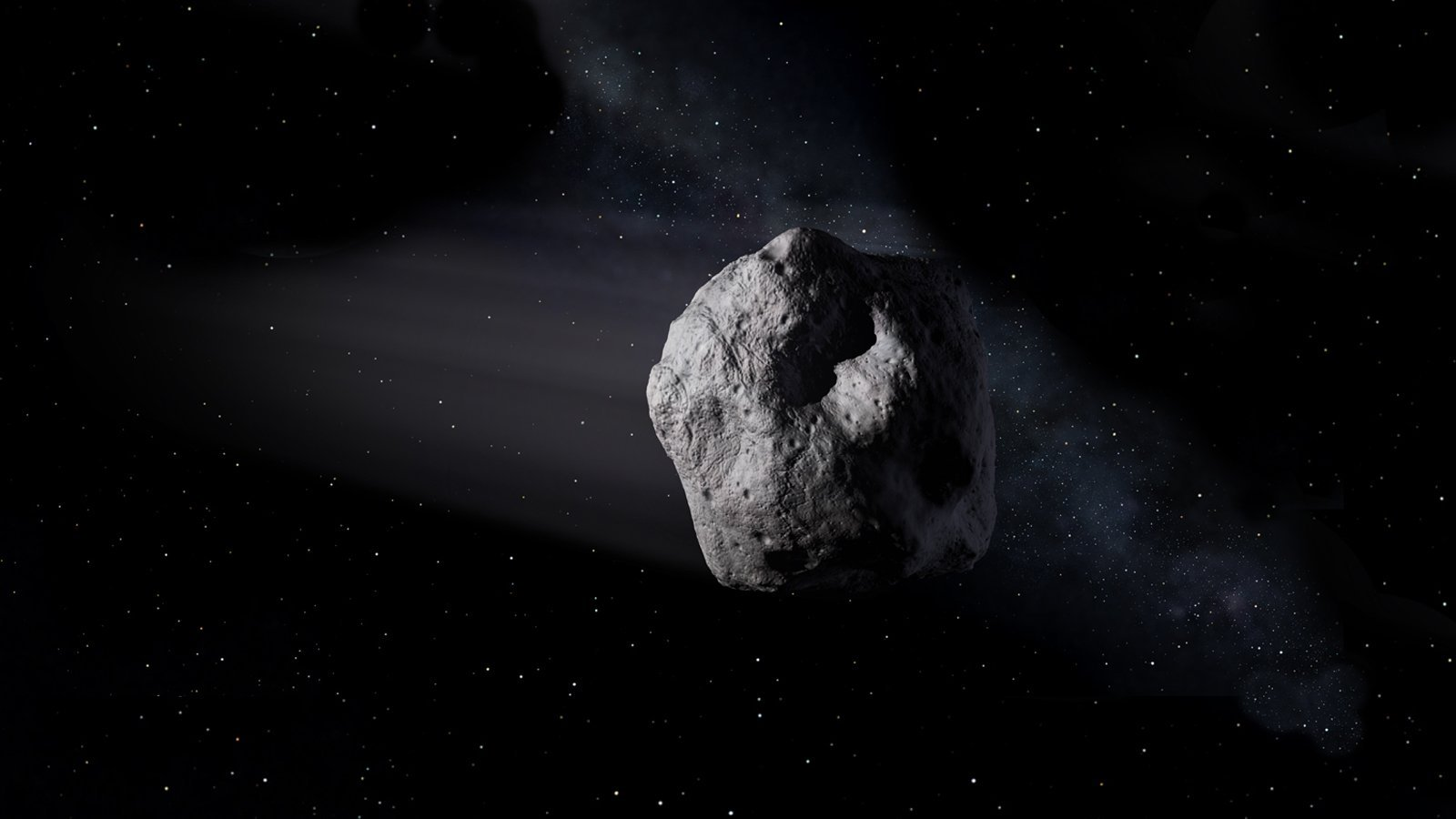 An asteroid larger than some of the world's tallest buildings will zip by Earth Saturday