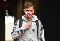Joshua Kimmich says Bayern Munich is planning to join George Floyd protests