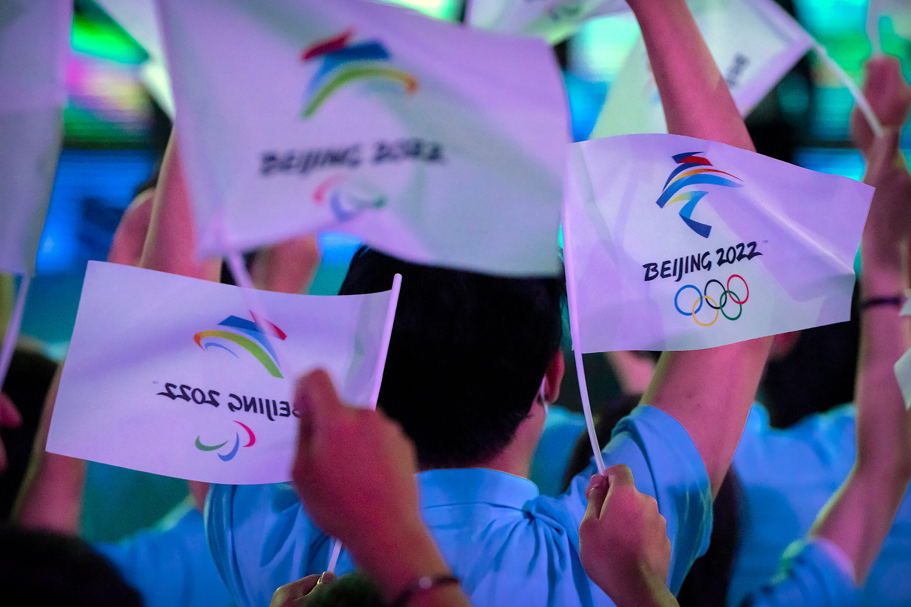 Beijing will open next year's Winter Olympics to fans — but only if they live in China