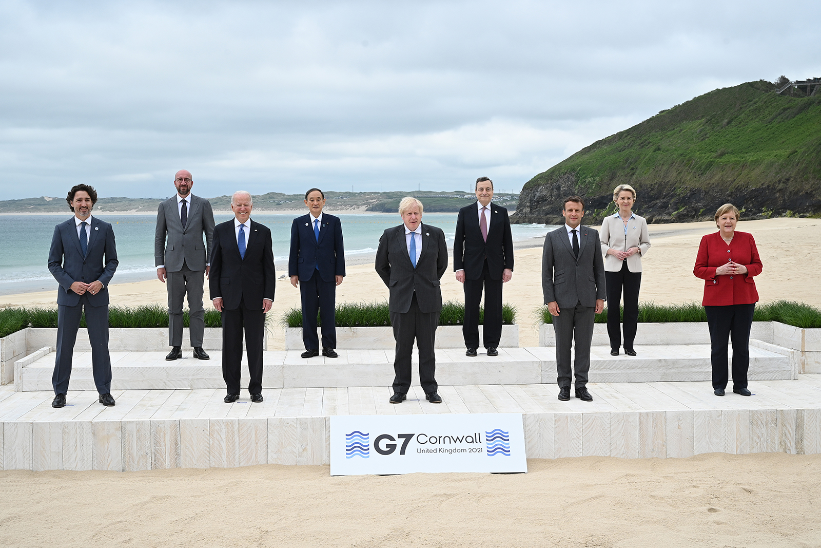 G7 leaders share a bold vision for a net zero future. But the devil is in the lack of detail