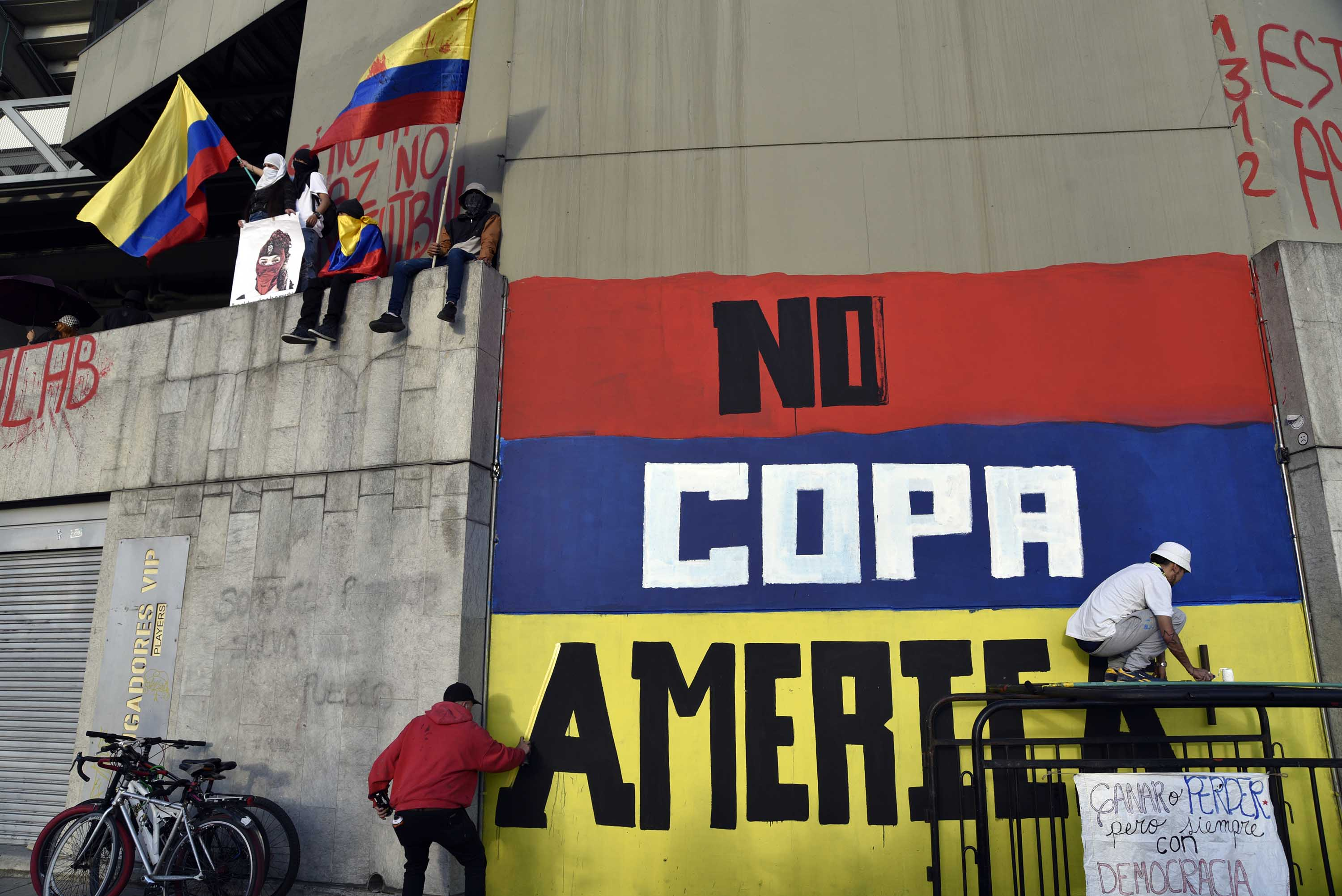 Copa America moves ahead despite backlash from fans and players