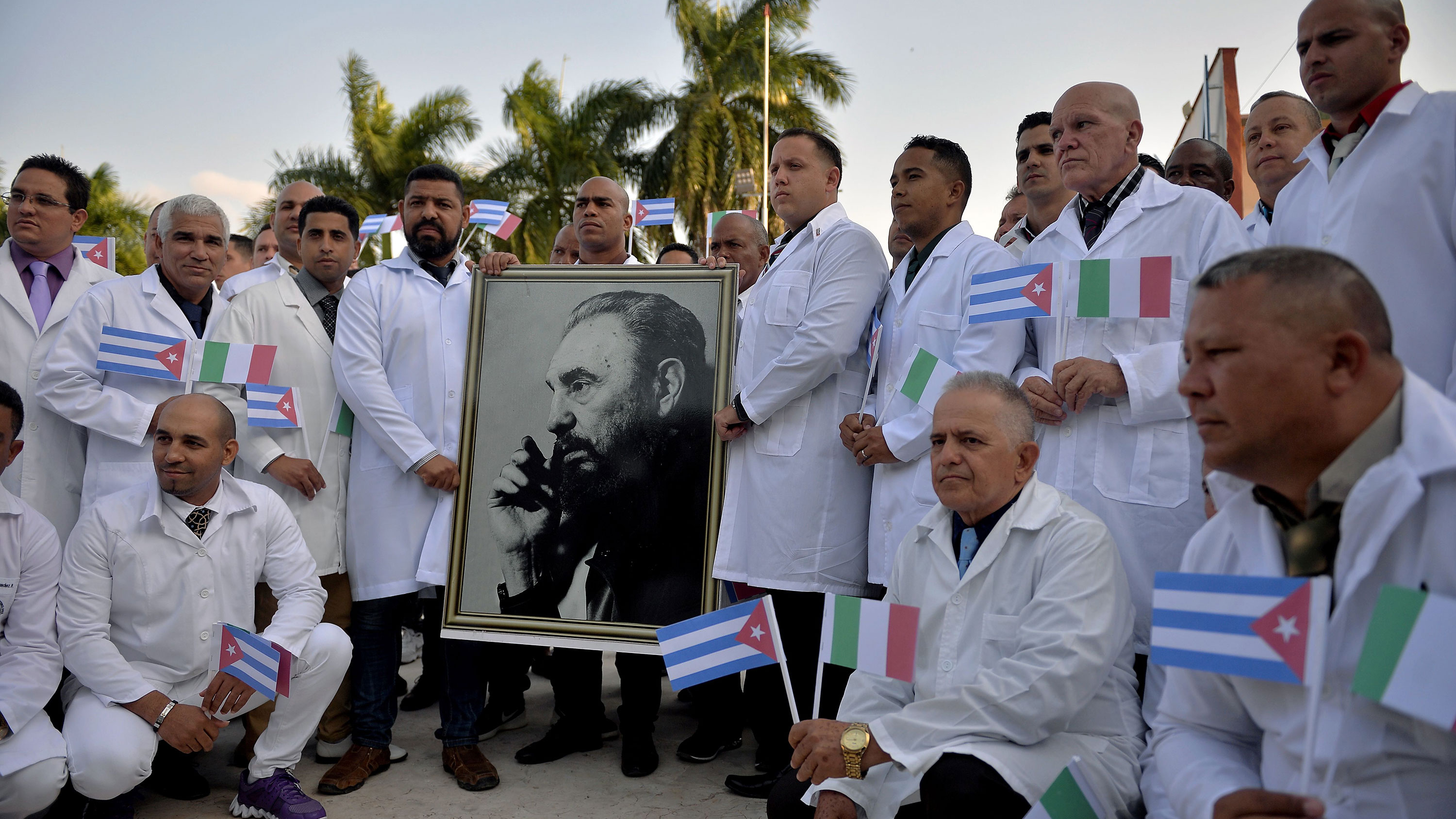 Coronavirus-hit countries are asking Cuba for medical help. Why is the US opposed?