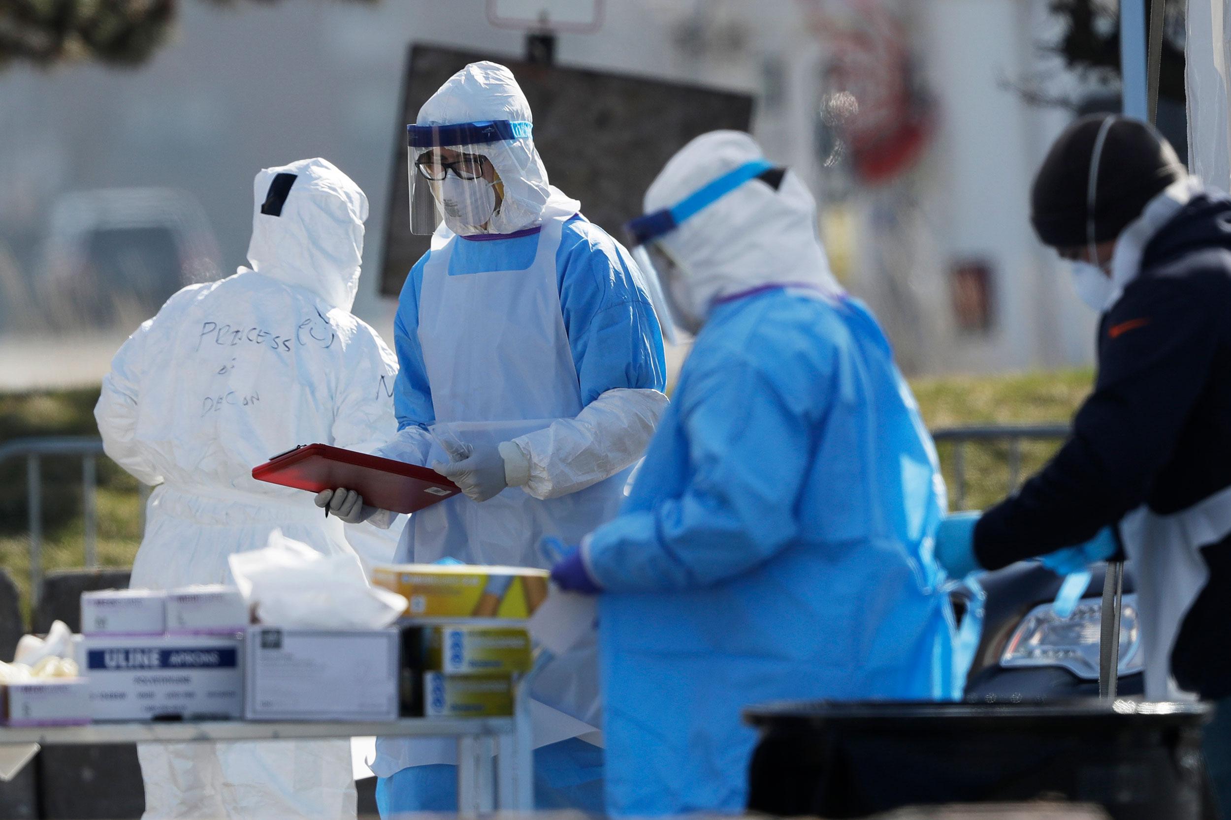 March 26 coronavirus news