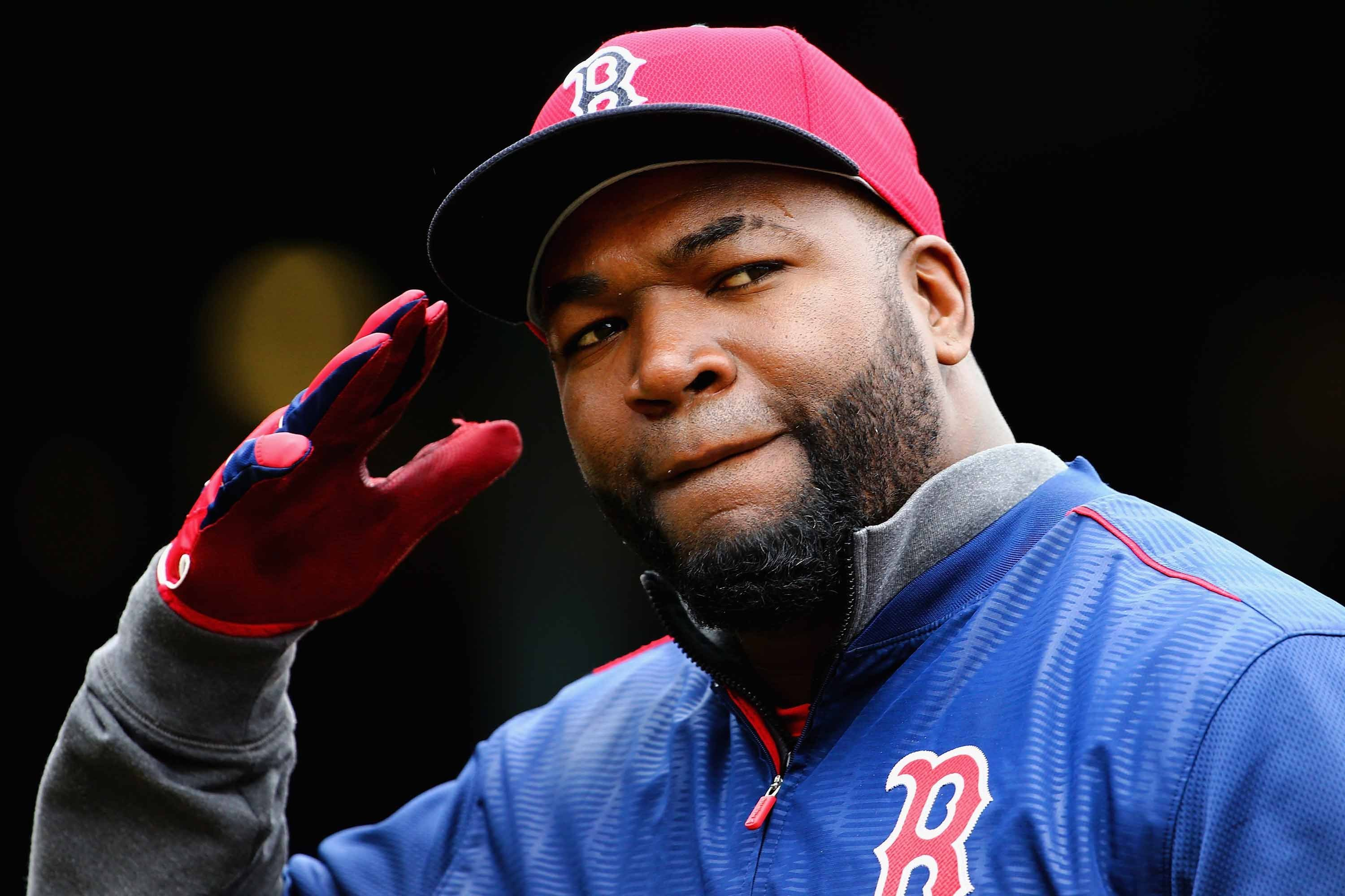 David Ortiz gets teary in his first interview since being shot