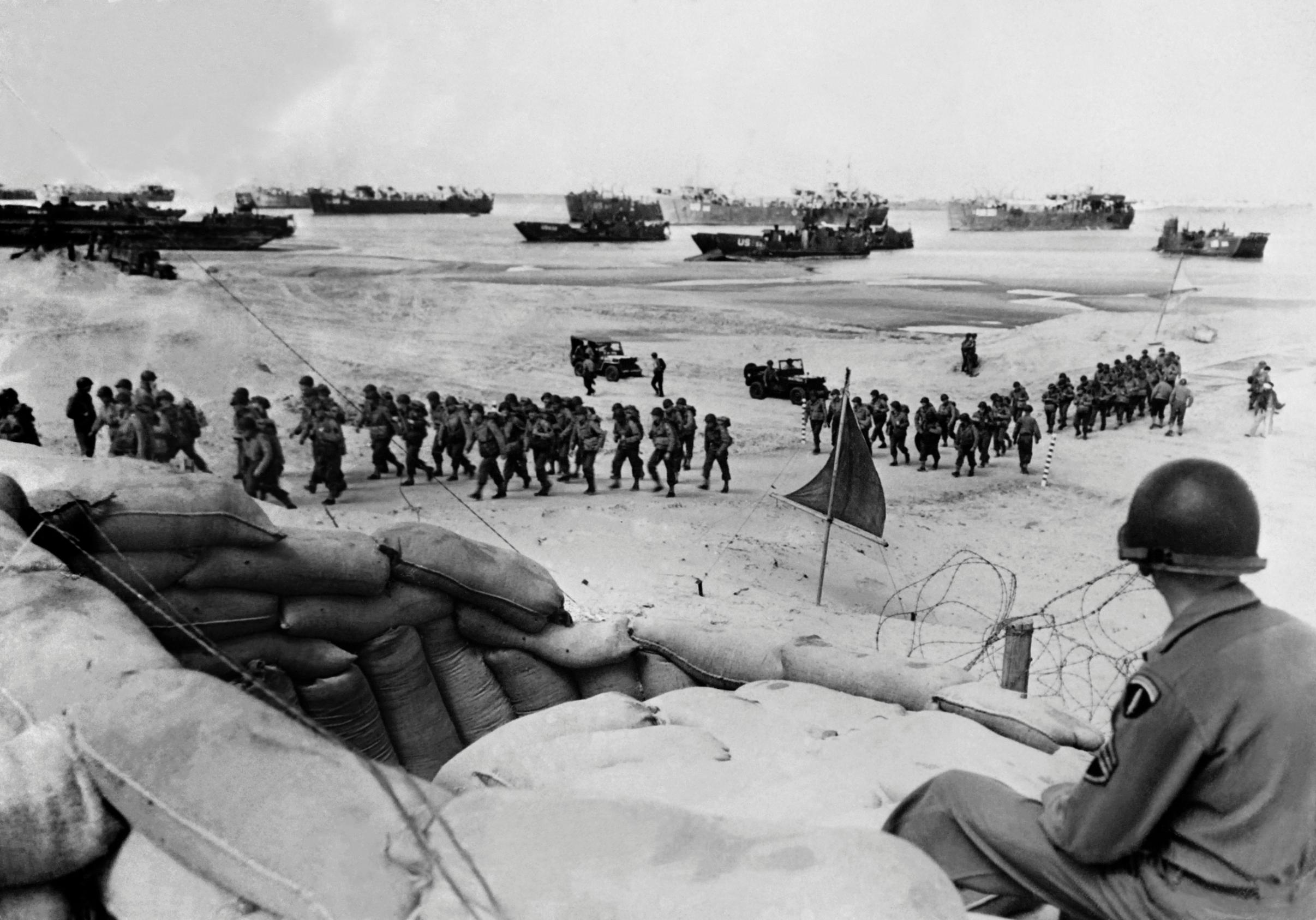 Here's what happened on D-Day, the largest amphibious invasion ever undertaken