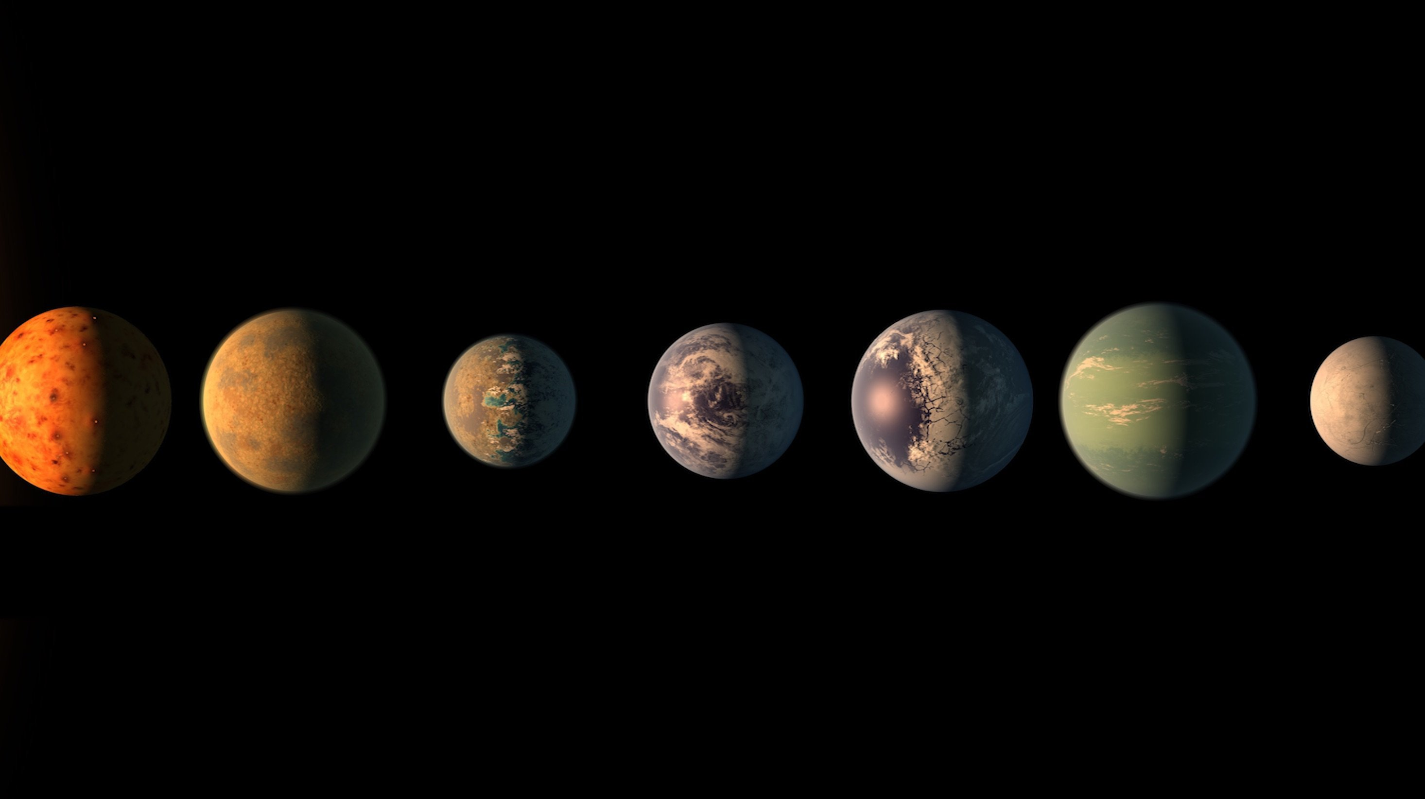 Exoplanets could have better conditions for life than Earth, study says