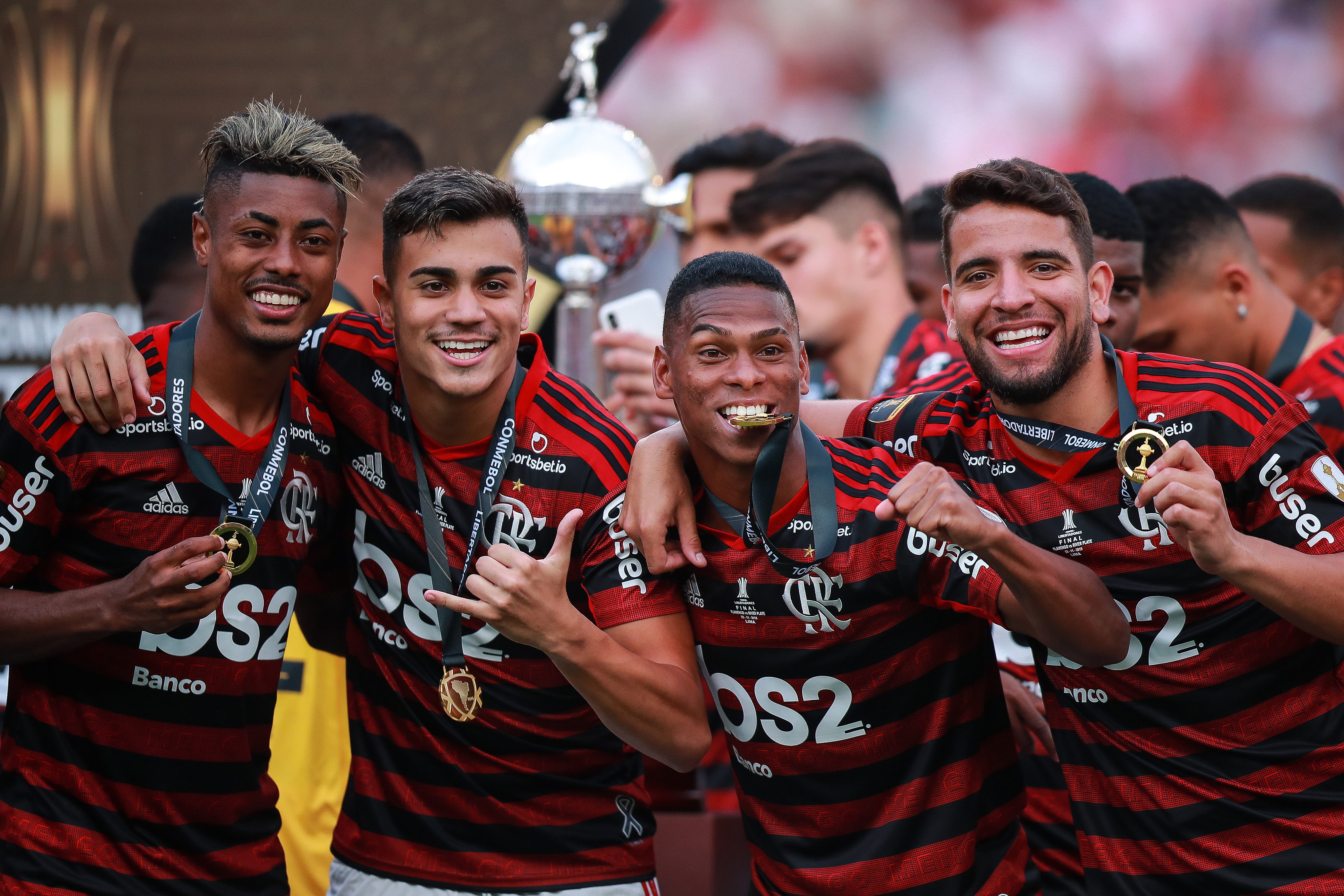 Real Madrid signs teenager Reinier Jesus in ongoing hunt for Brazil's next superstar