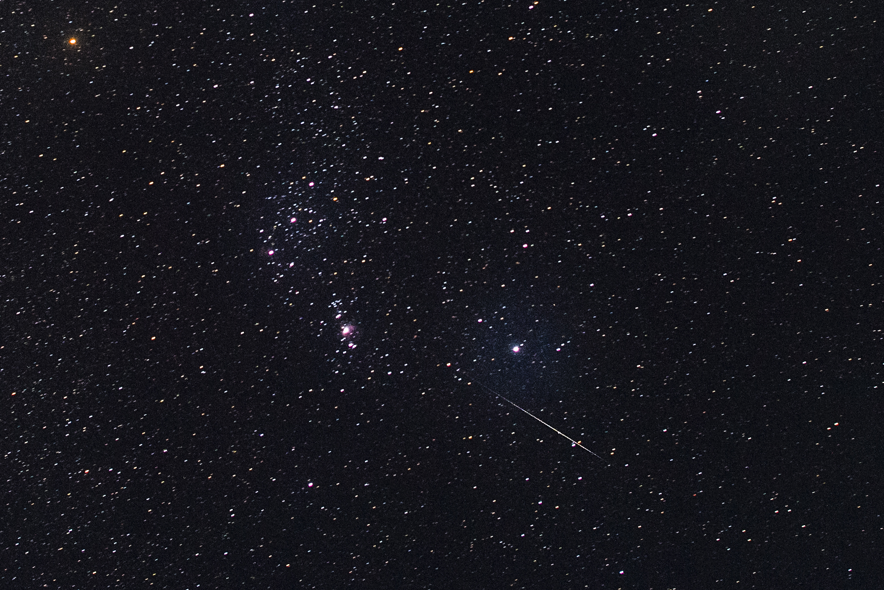 The annual Geminid meteor shower peaks Friday and Saturday