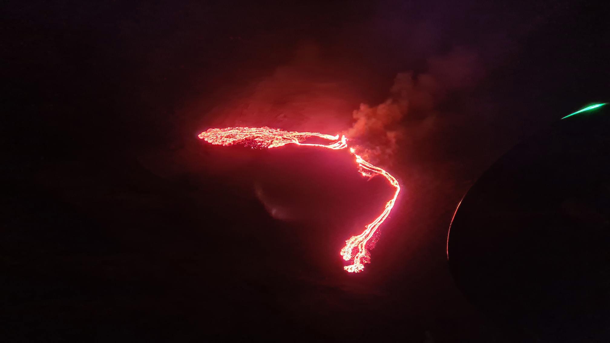 Iceland volcano remains hazardous after eruption near Reykjavík