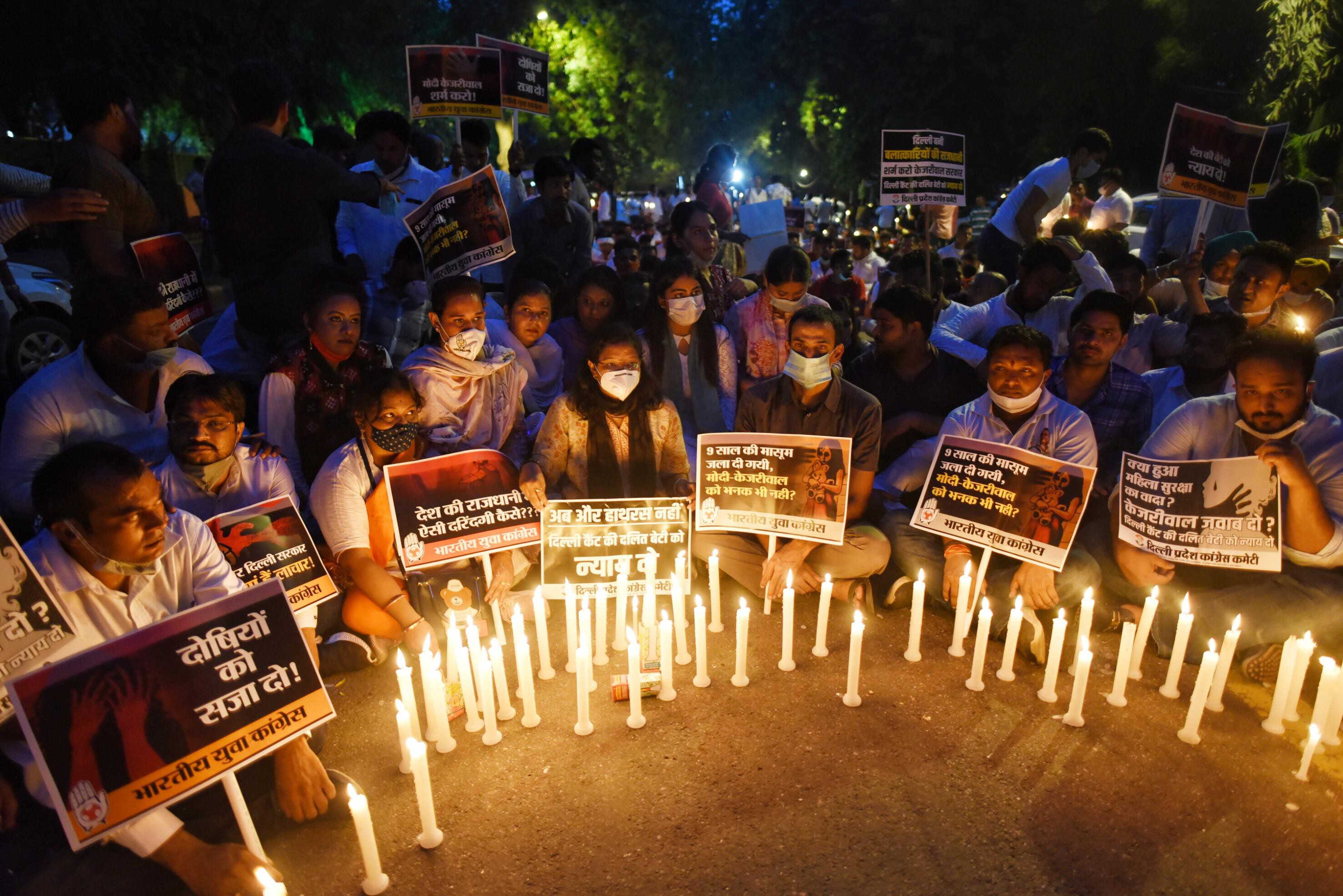 A 9-year-old girl was raped and murdered in India. Her death is part of a bigger problem facing Dalit women