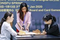Iranian chess referee Shohreh Bayat remains scared to return home to her family over headscarf controversy