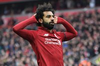 Arsenal look to avenge last season's humiliating Anfield defeat against Liverpool