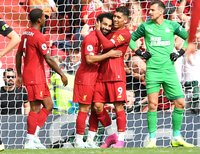 Liverpool battles back against Newcastle to maintain perfect start to the season