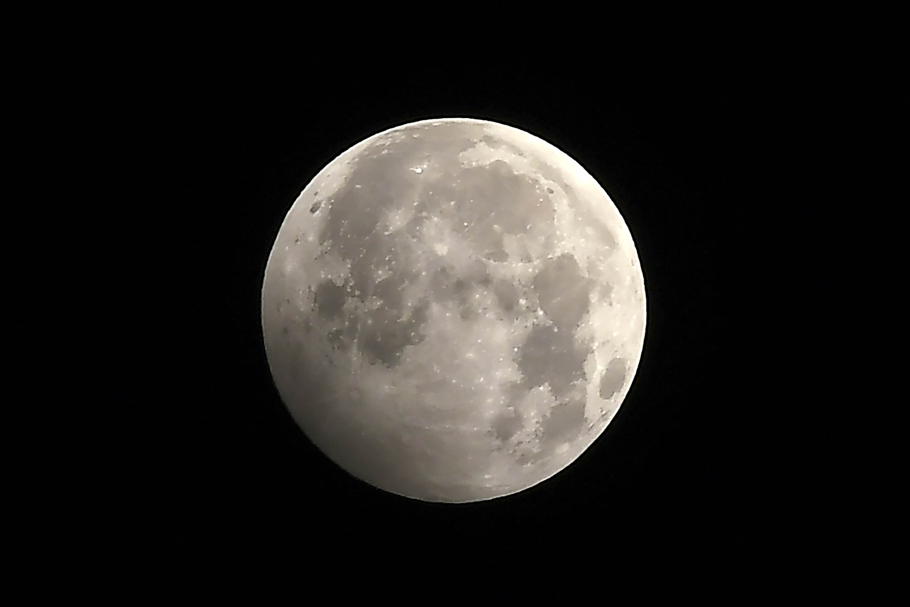 Catch a lunar eclipse during the full beaver moon this weekend