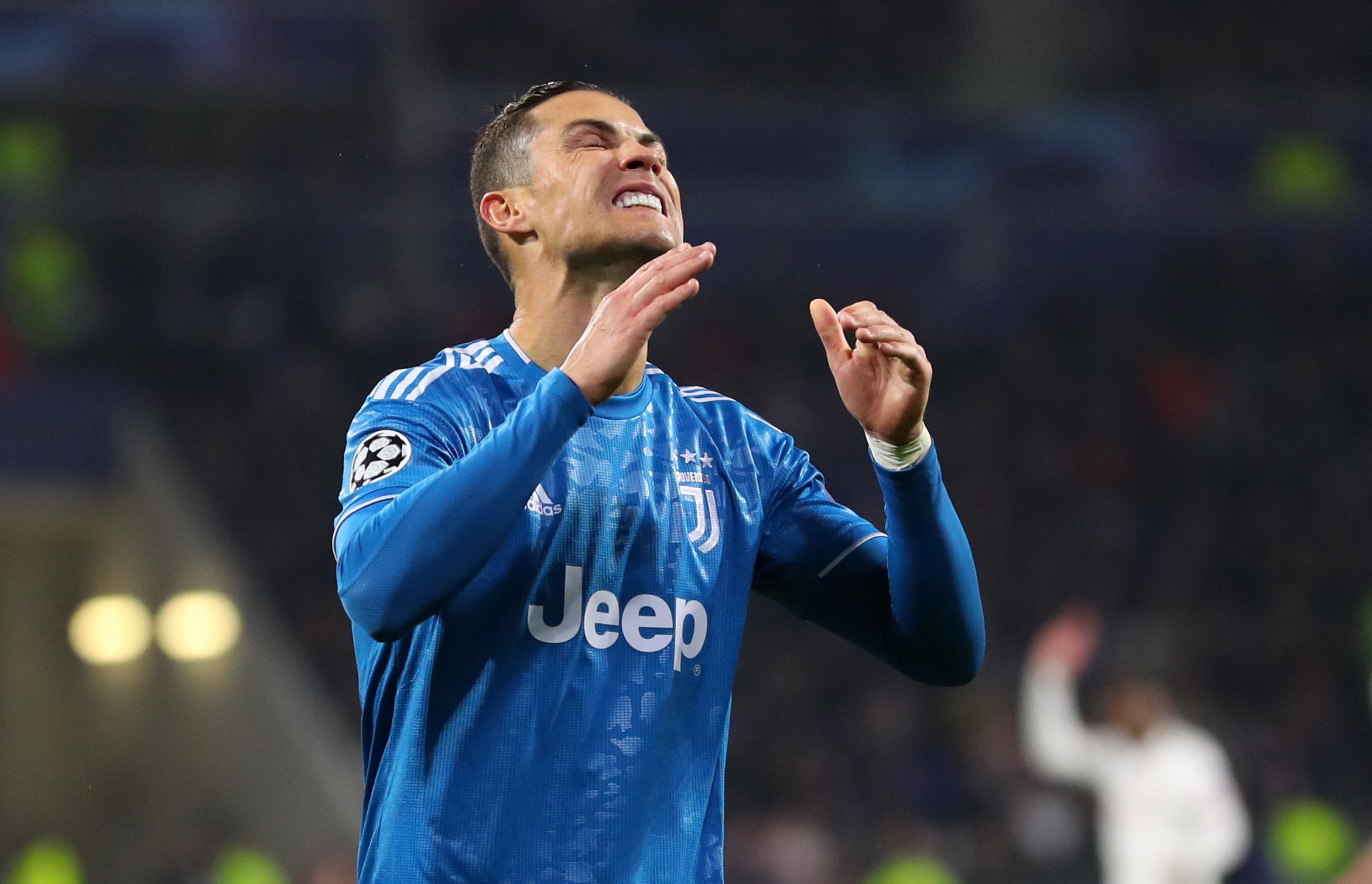 Lyon stuns Juventus and Cristiano Ronaldo