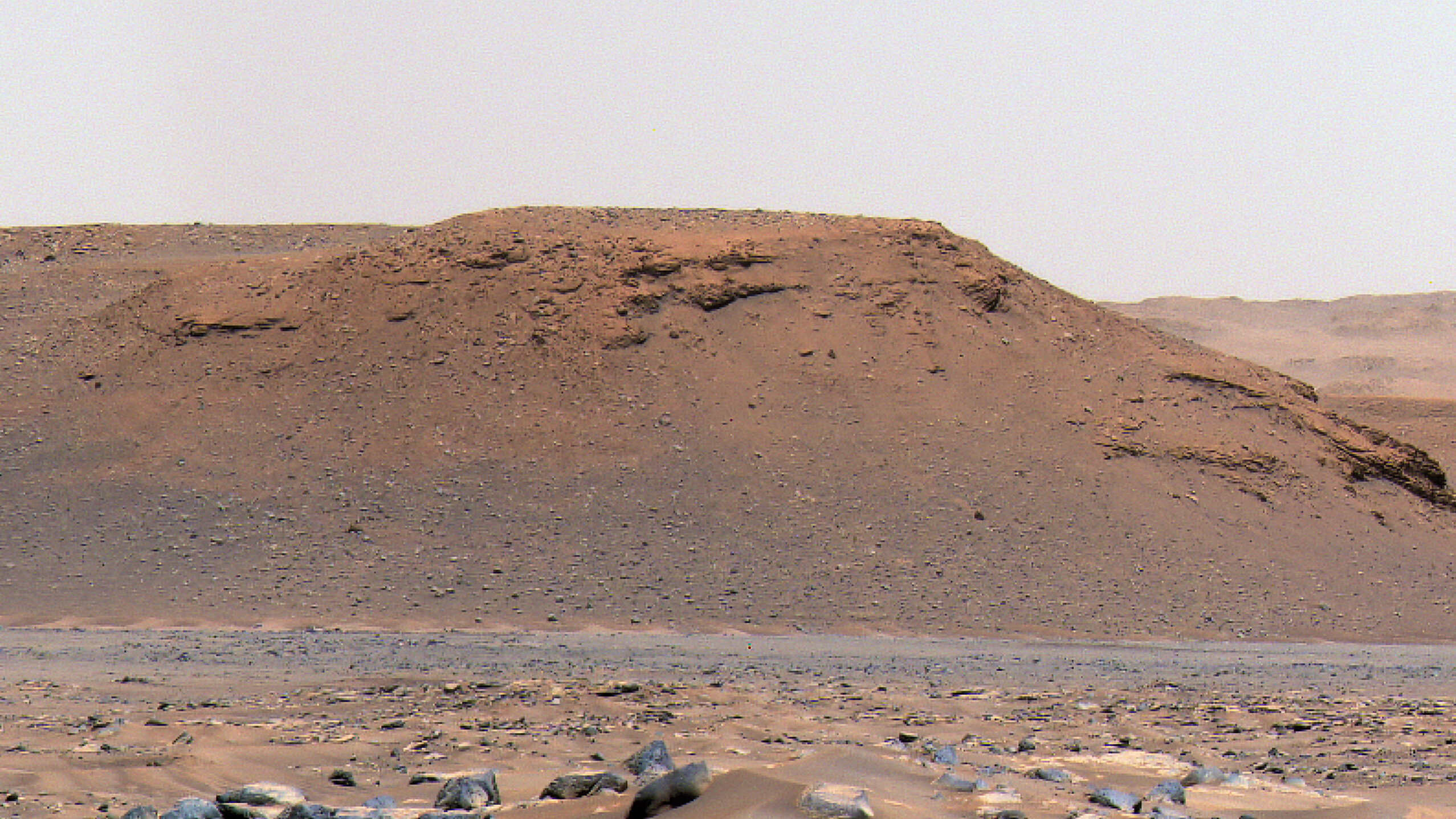 New Perseverance rover images reveal what happened before ancient Martian lake disappeared