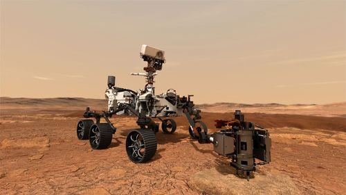 Image for Perseverance will search for ancient life on Mars. These places are next