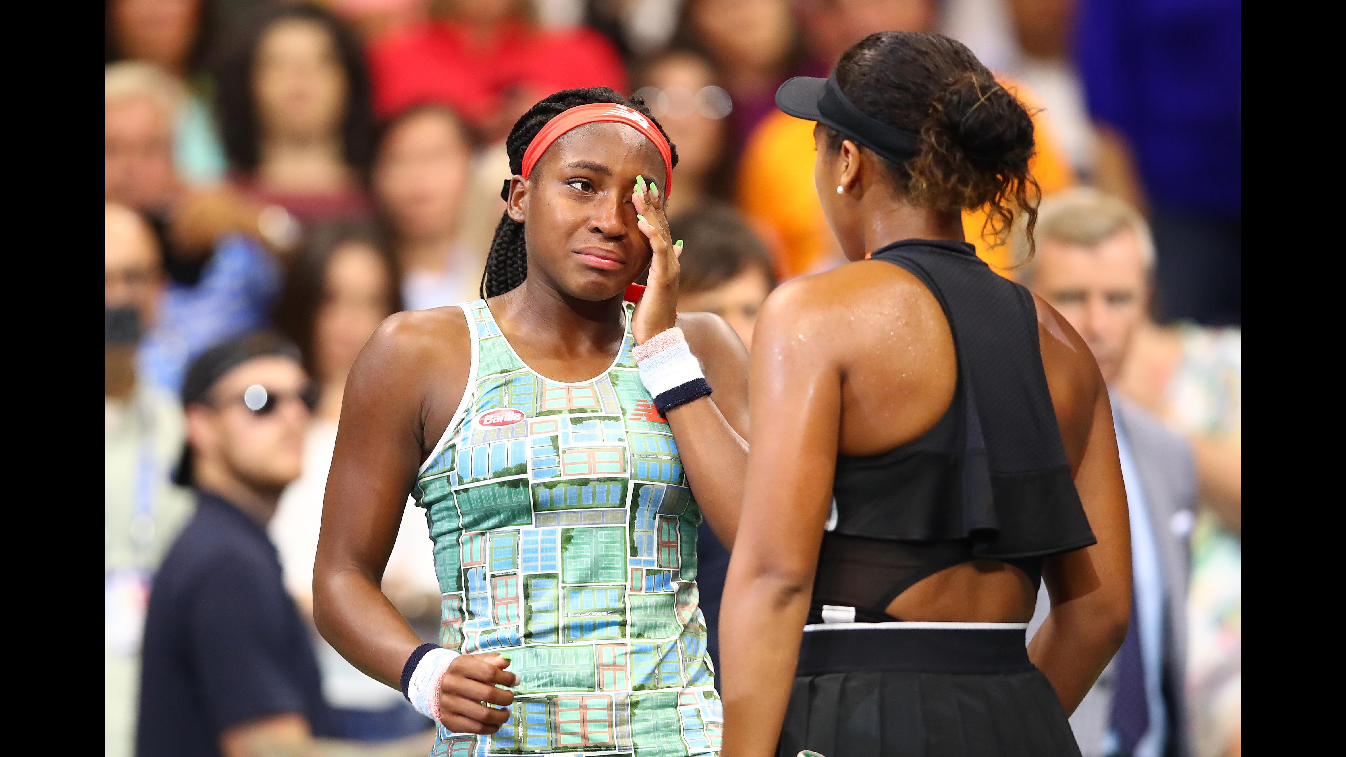 Naomi Osaka and Coco Gauff set to meet at the Australian Open
