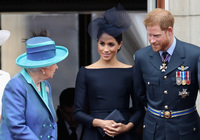 Harry reunites with Meghan in Canada as couple warn media over photos