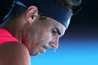 Rafa Nadal breezes through Australian Open first round