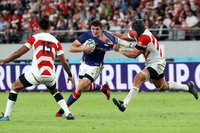 Rugby World Cup: Japan defeats Russia as Kotaro Matsushima shines on opening night