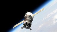 Russian spacecraft carrying humanoid robot fails to dock