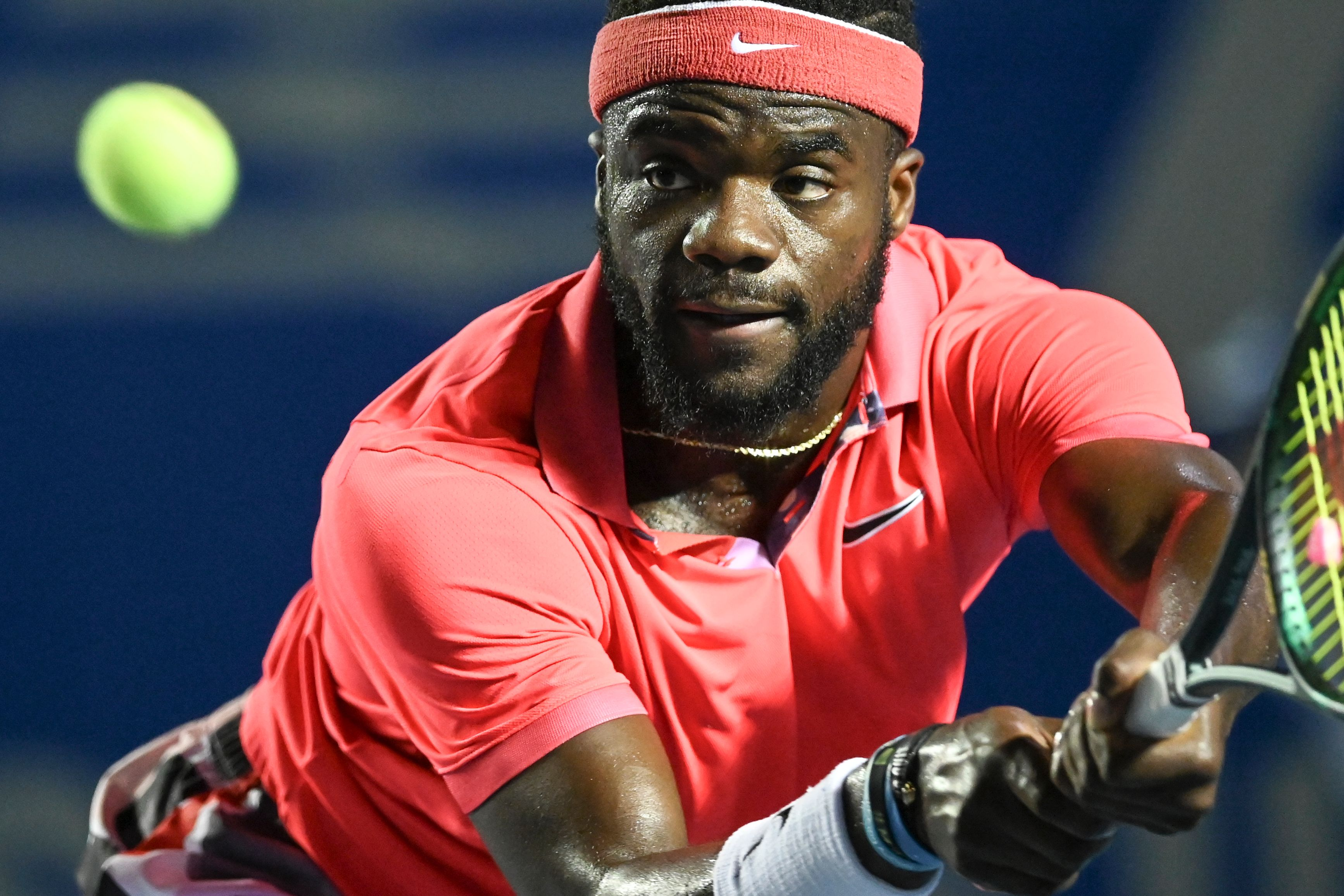 Frances Tiafoe unites tennis stars in protest but feels some people don't want black players to succeed