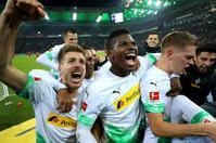 Borussia Monchengladbach beats Bayern Munich to lead Bundesliga
