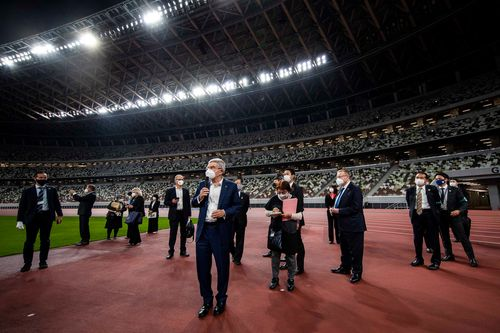 Image for Pulling off Tokyo 2020 will be a logistical nightmare ... and the clock is ticking