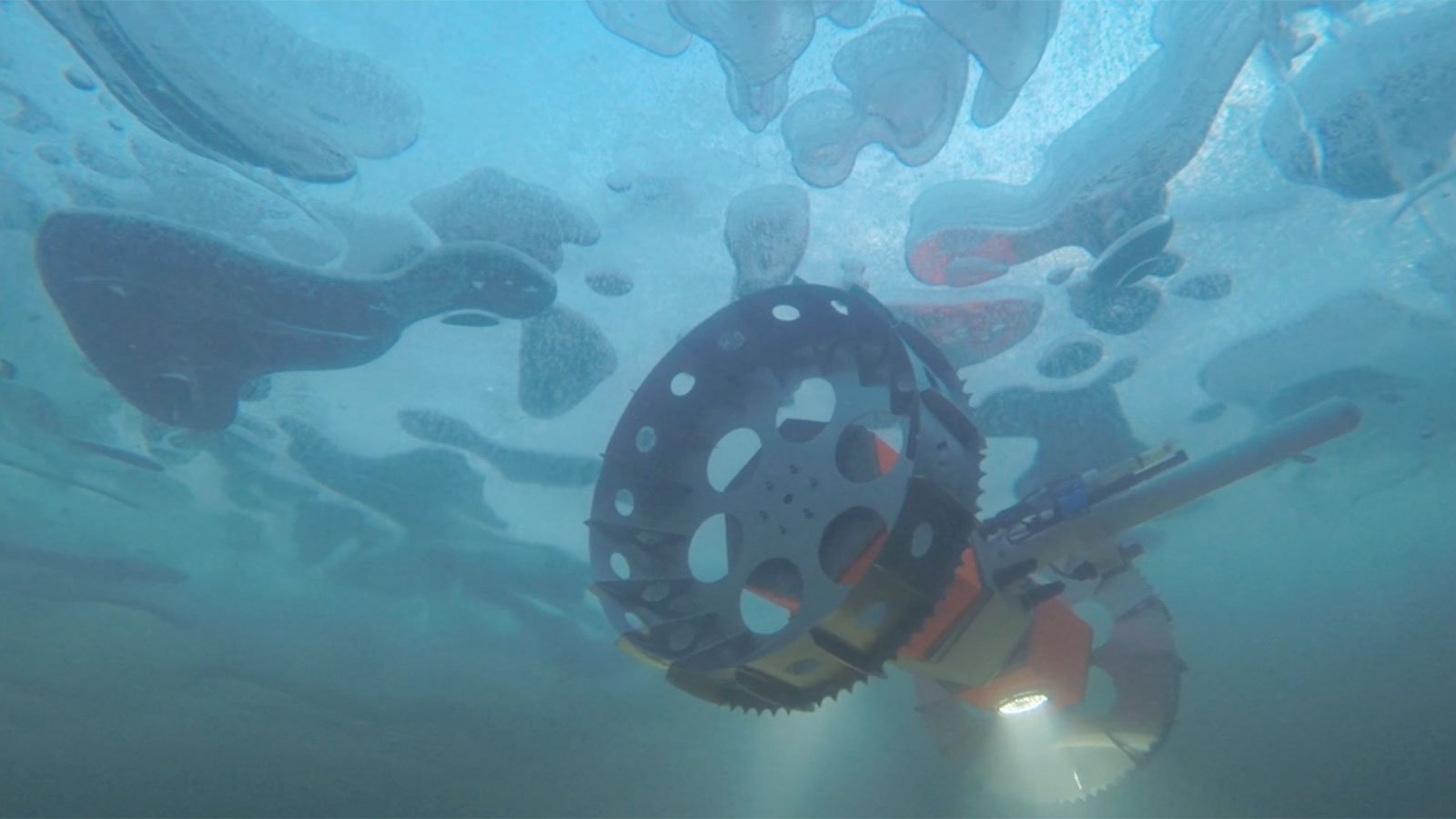 This underwater rover could explore ocean worlds in our solar system