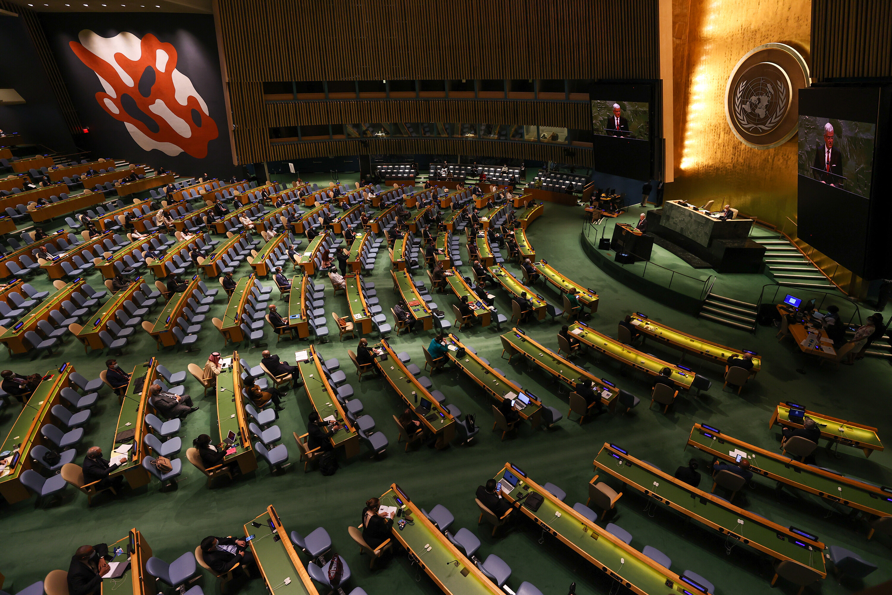 The UN General Assembly is about to start. Here's what to watch for