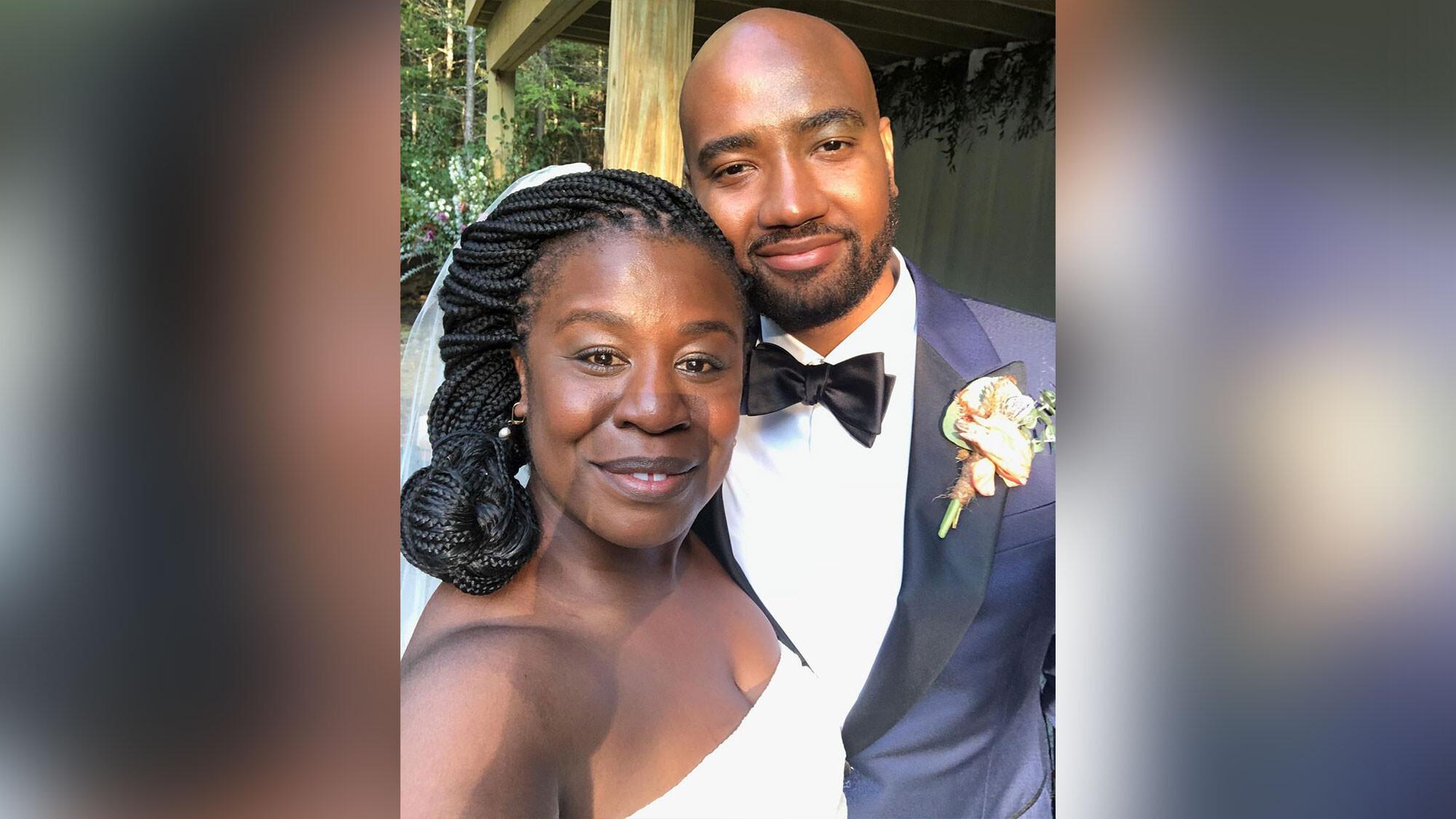 'Orange Is the New Black' star Uzo Aduba reveals she got married last year