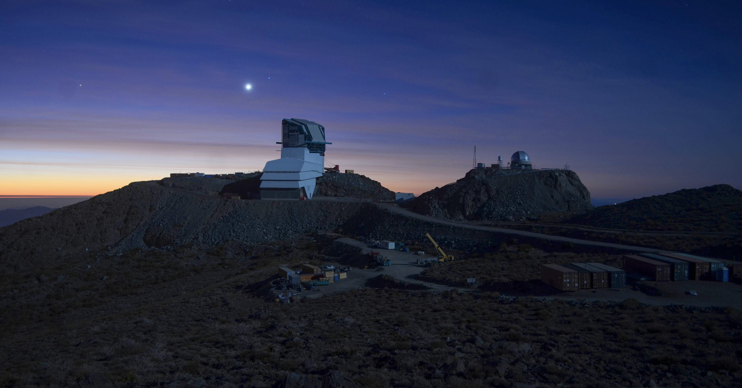 The world's largest digital camera could unlock mysteries of the universe