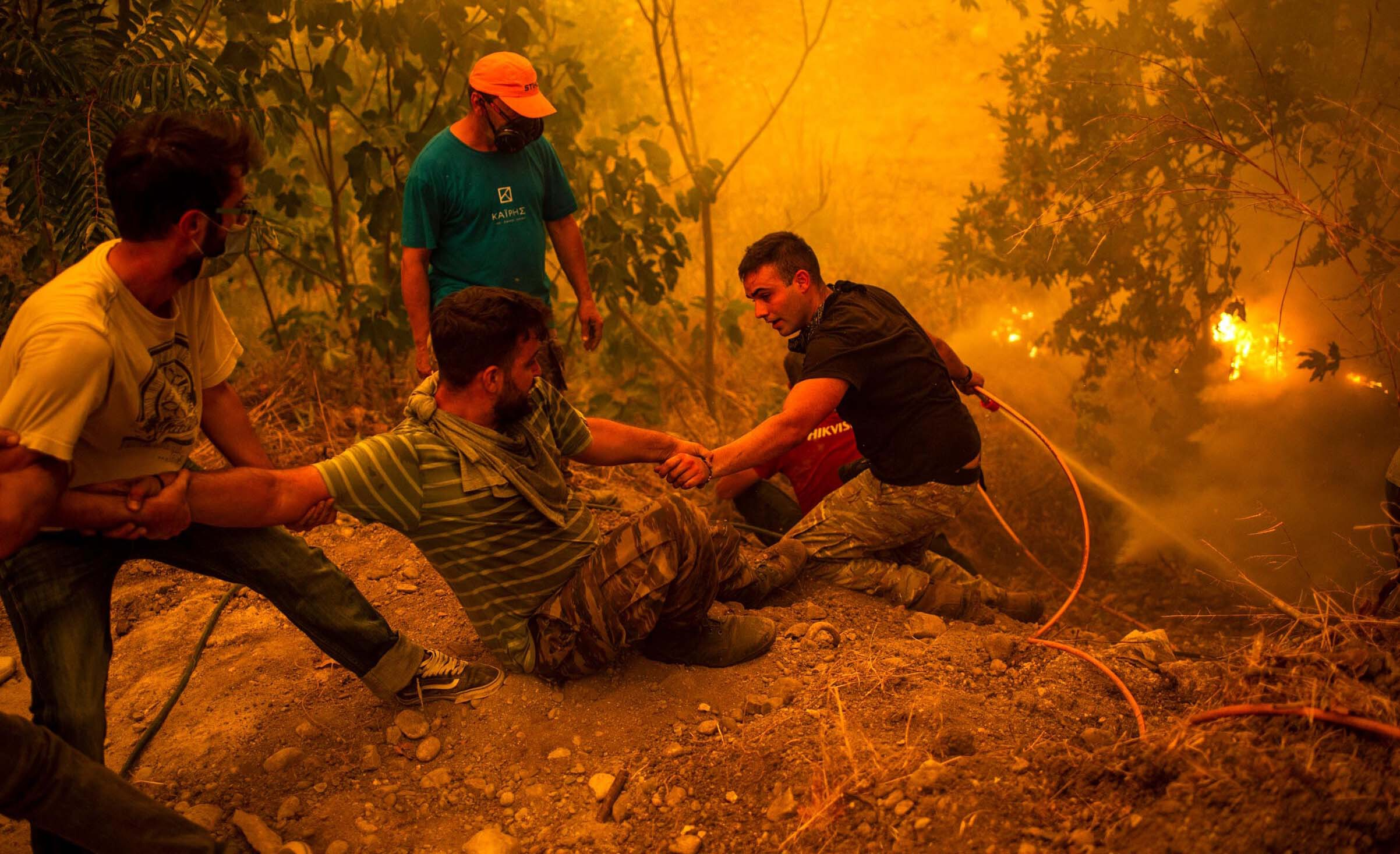 Why wildfires happen: Debunking the myth that arson is to blame more than climate change