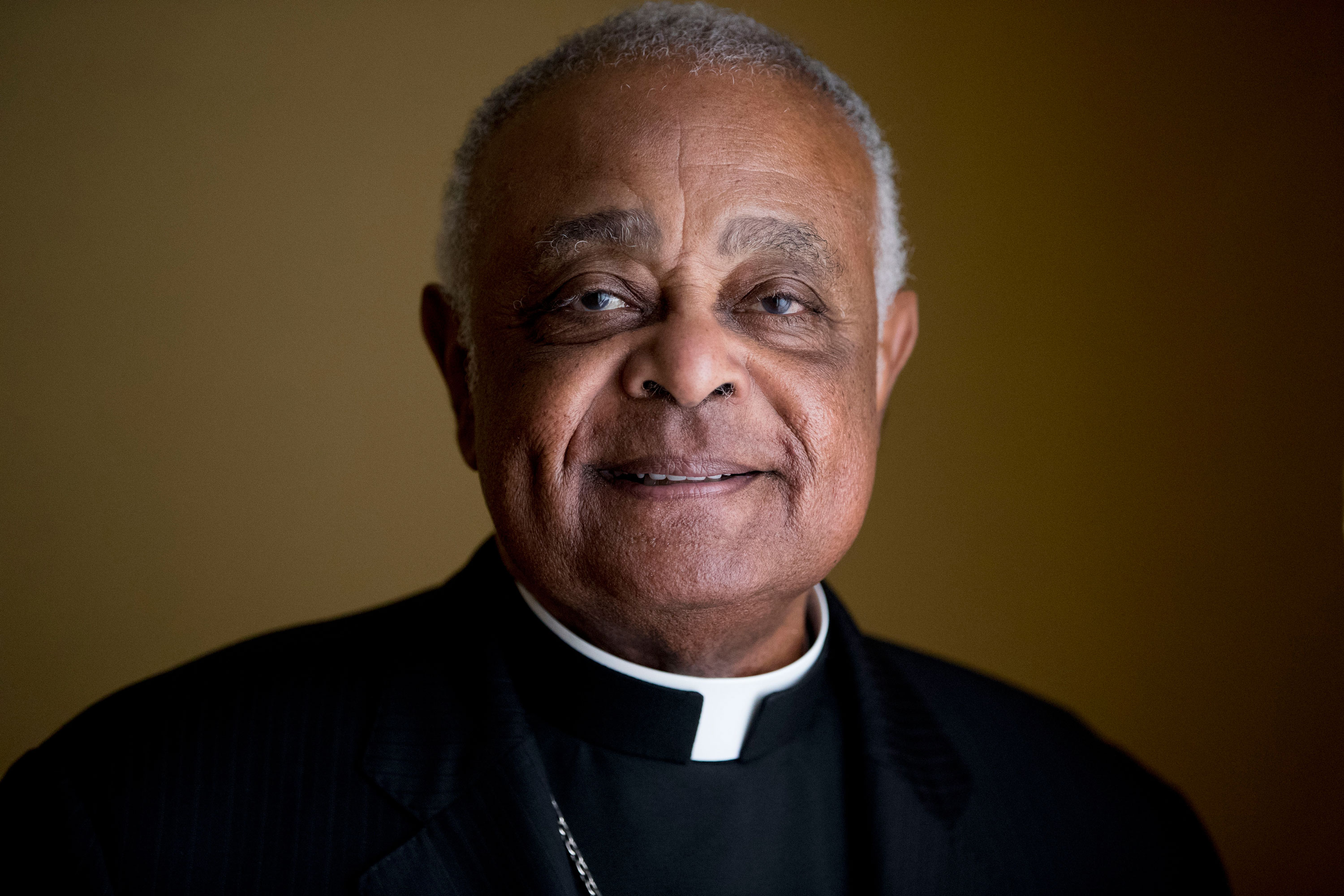 This archbishop has become the first African American cardinal in Catholic history