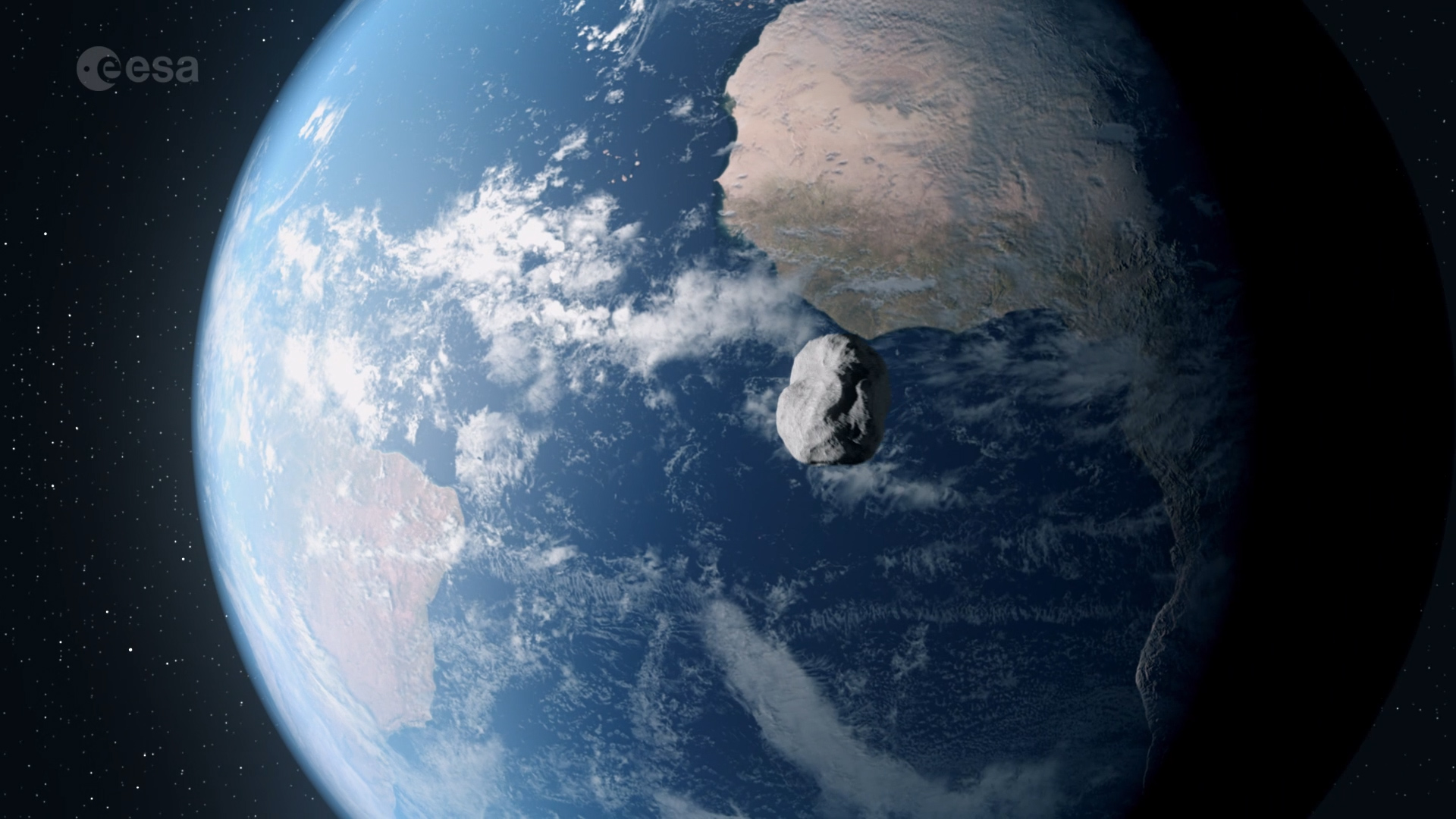 An asteroid the size of six football fields will speed by Earth Saturday night