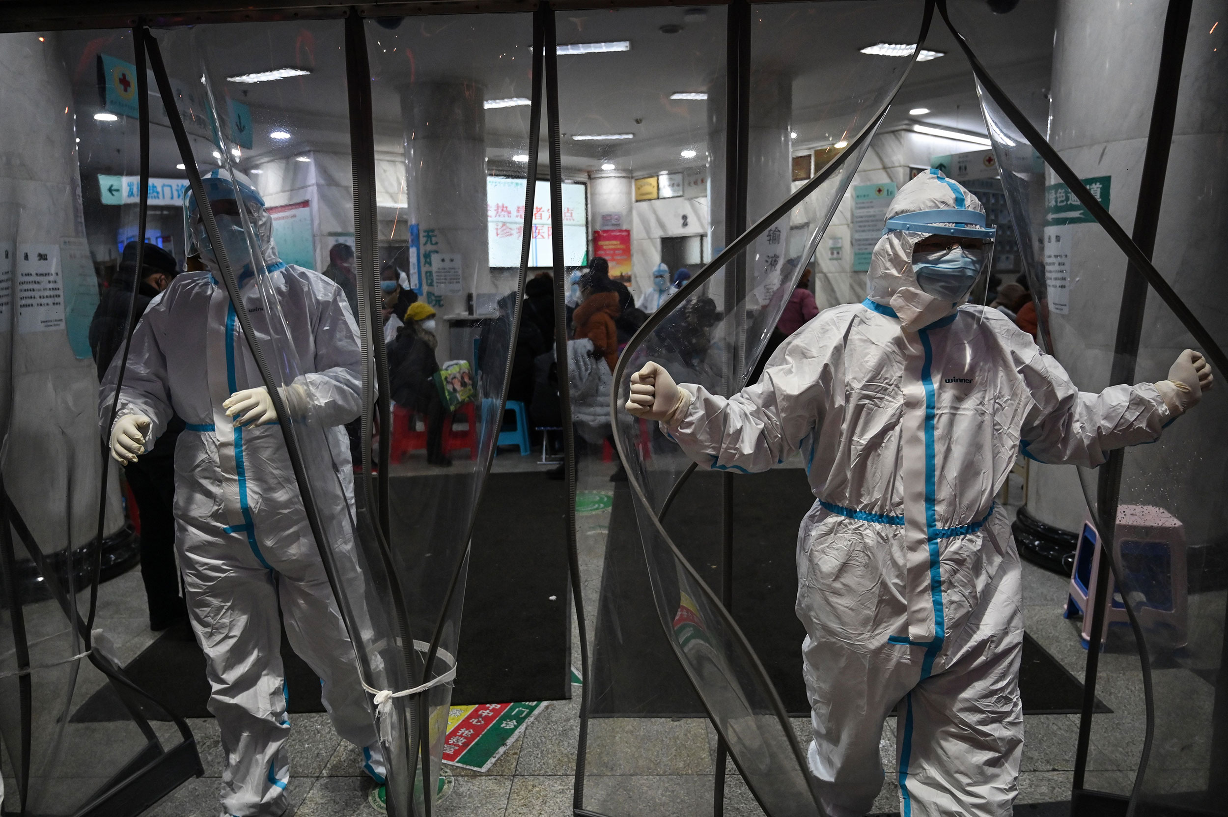 China says coronavirus can spread before symptoms show — calling into question US containment strategy