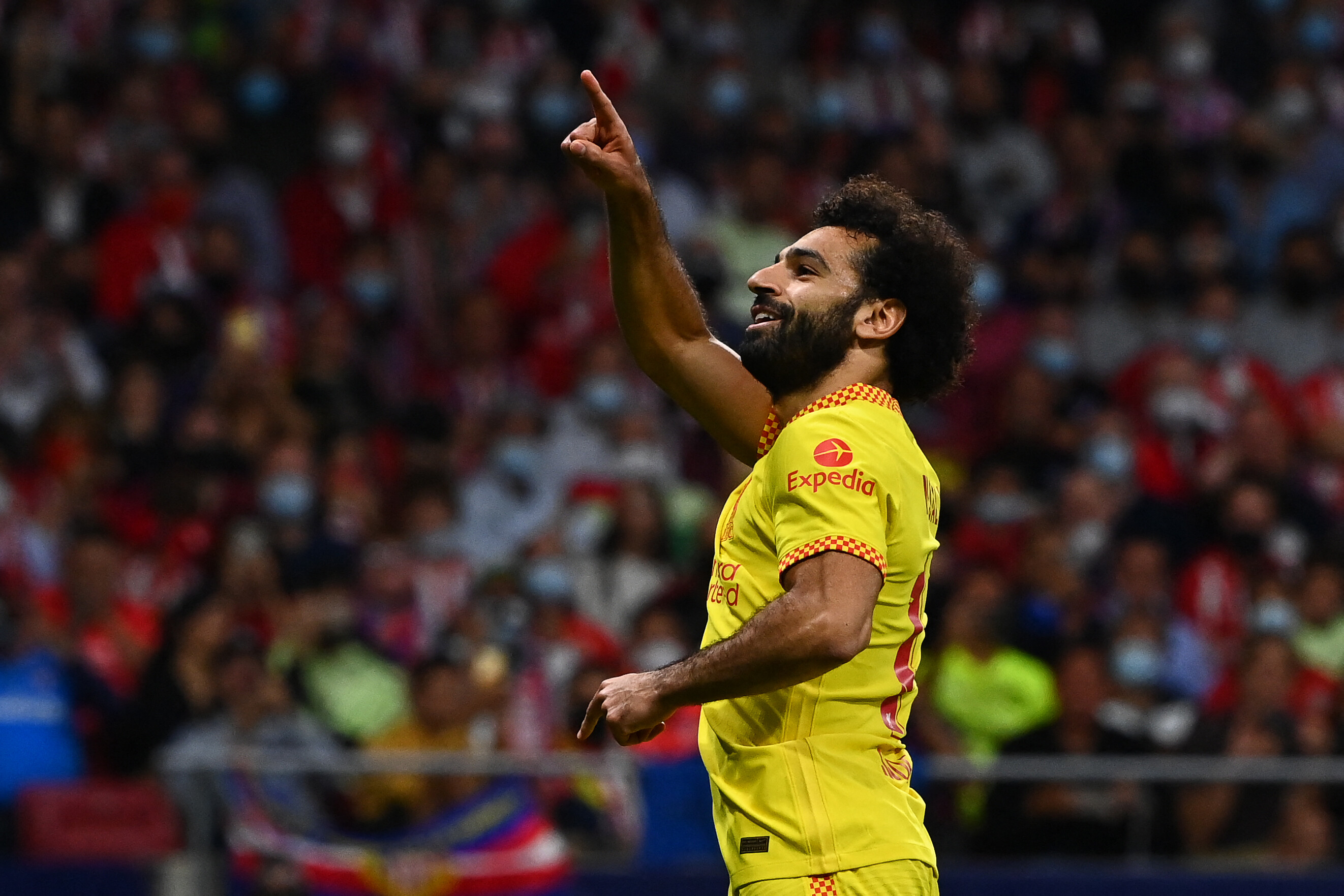 Champions League: Liverpool edges 10-man Atletico Madrid in five-goal thriller
