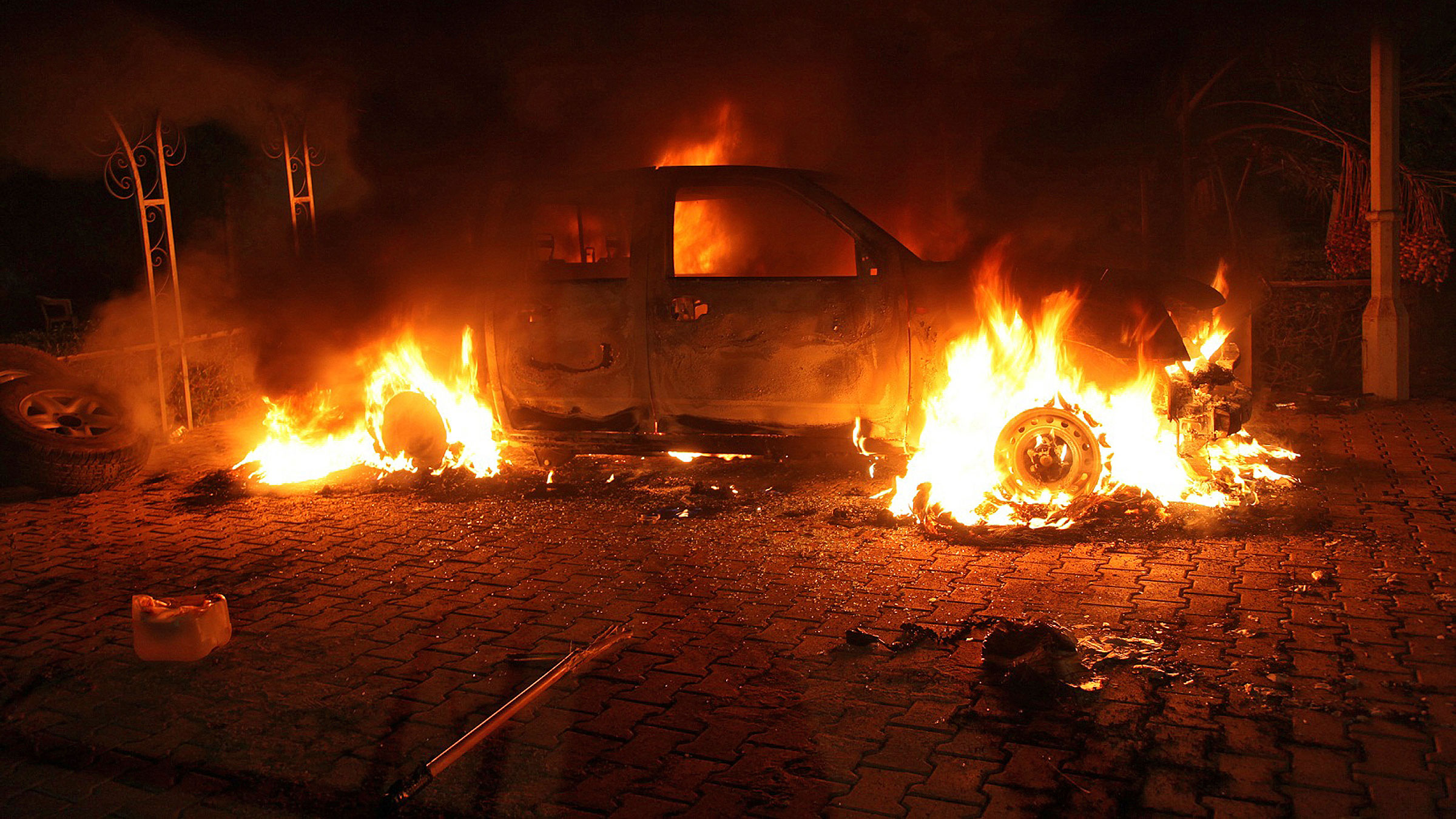 Libyan tied to Benghazi attack sentenced to 19 and a half years