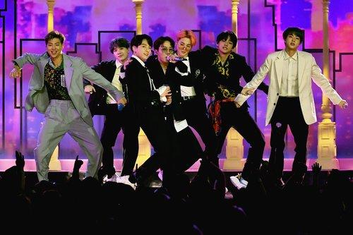 Image for K-pop stars BTS launch mobile game 'BTS World'