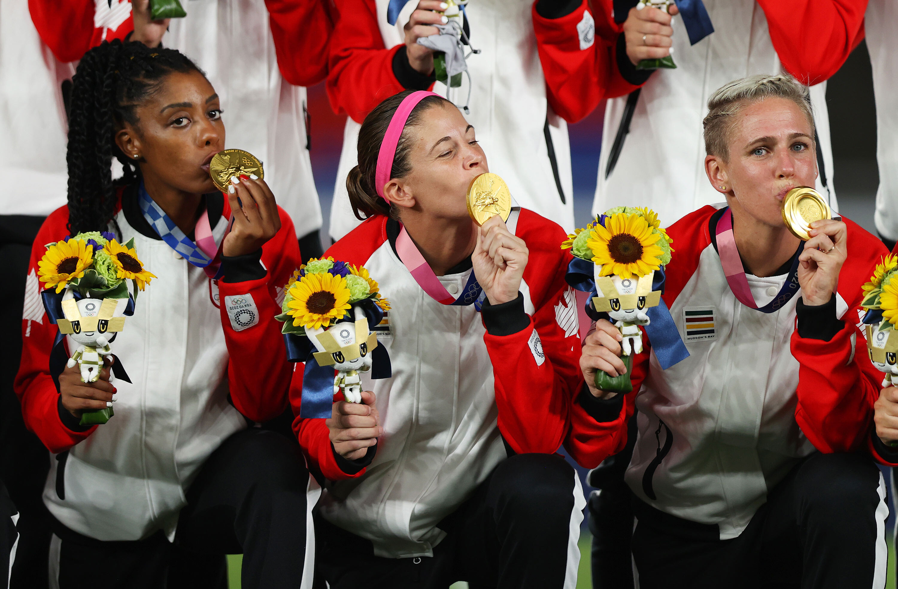 World Mental Health Day: Canadian goalkeeper Stephanie Labbe's journey through panic attacks to Olympic gold