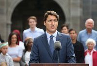 Justin Trudeau's Liberal Party wins Canada's general election