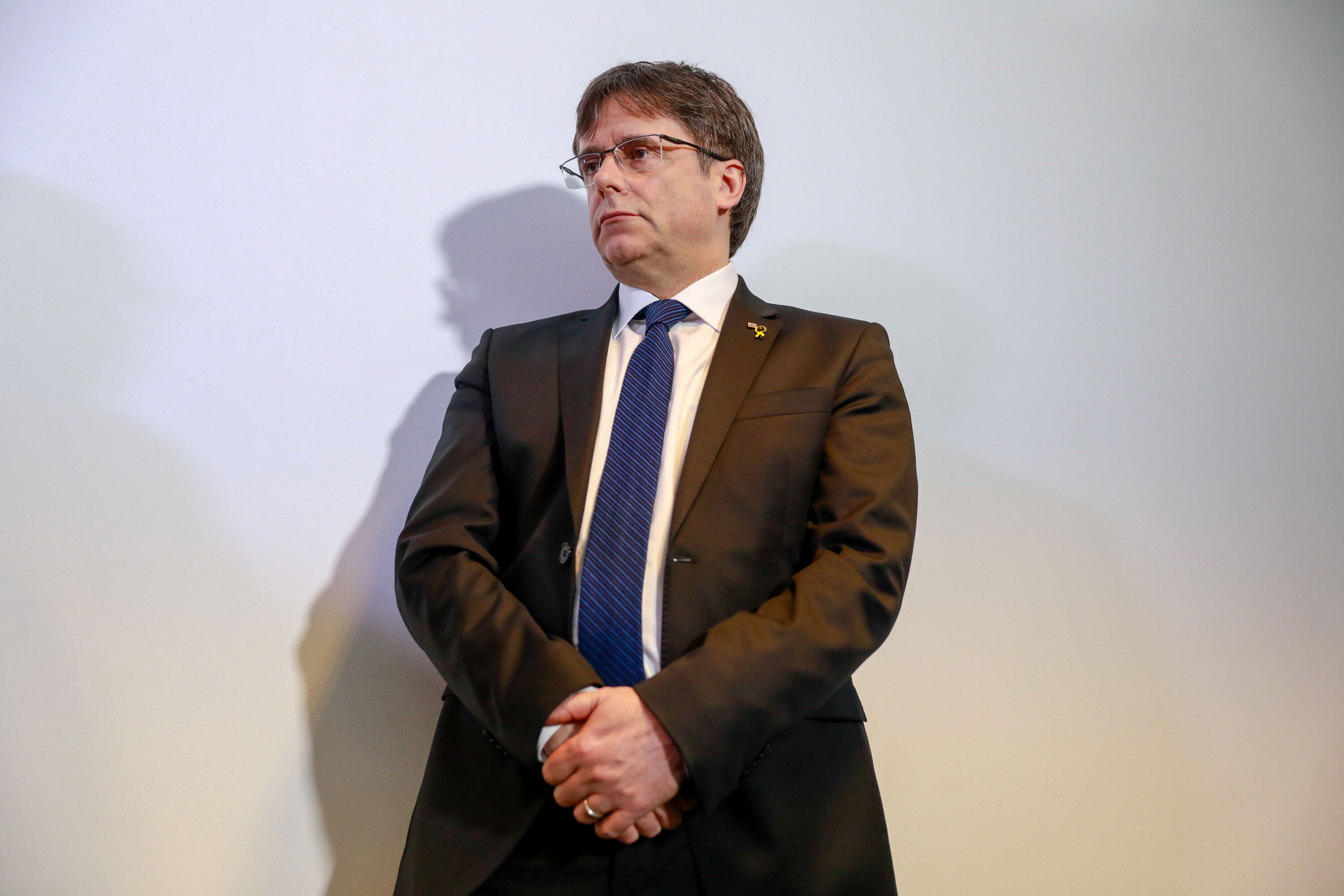 Catalan independence leader Carles Puigdemont arrested in Italy four years after fleeing Spain