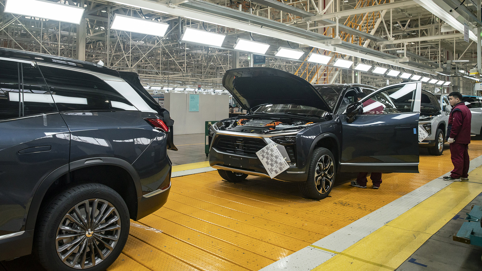 China's Nio wants to expand overseas, but there are roadblocks ahead