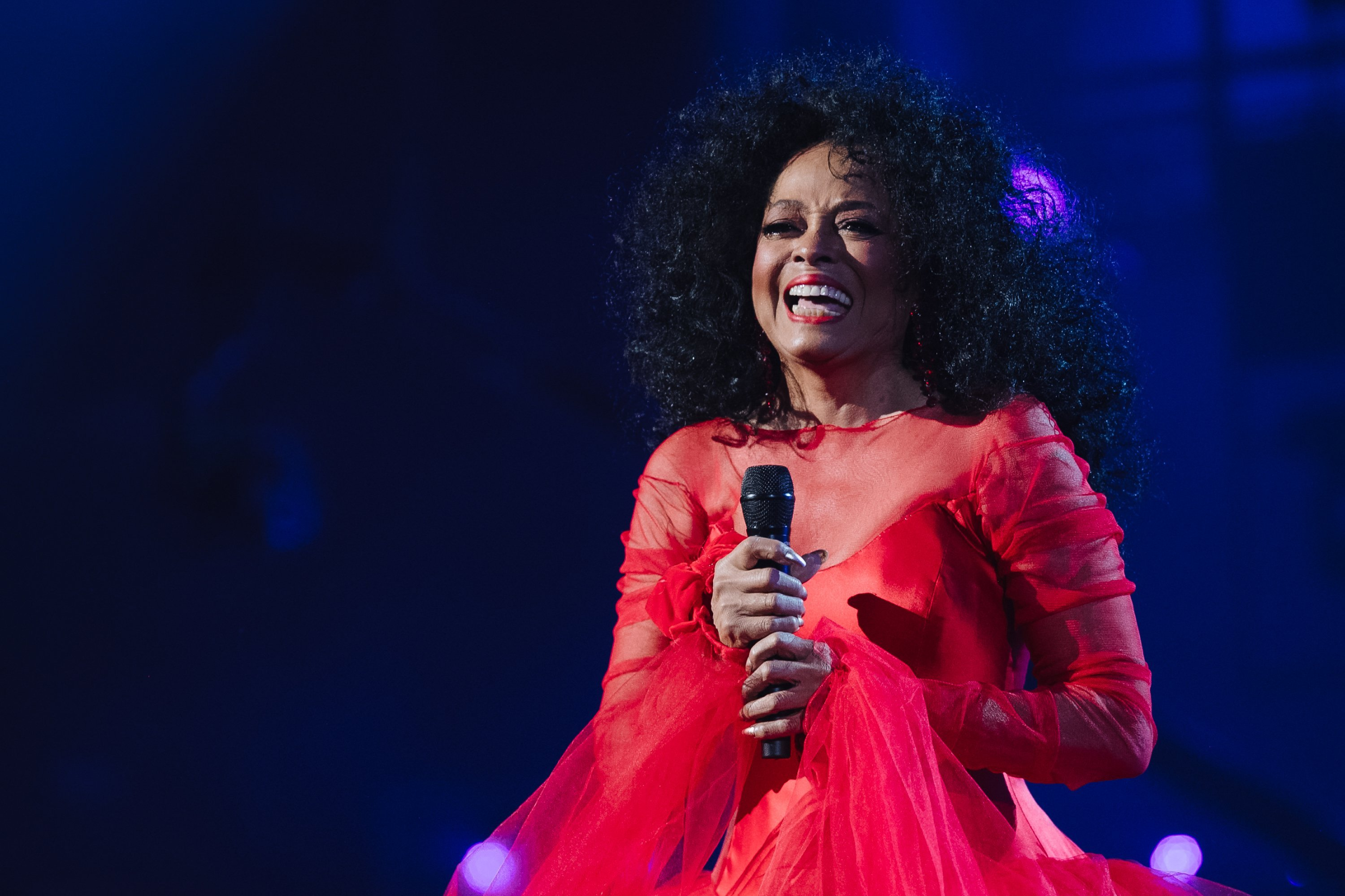 Diana Ross is first artist announced for Glastonbury 2020