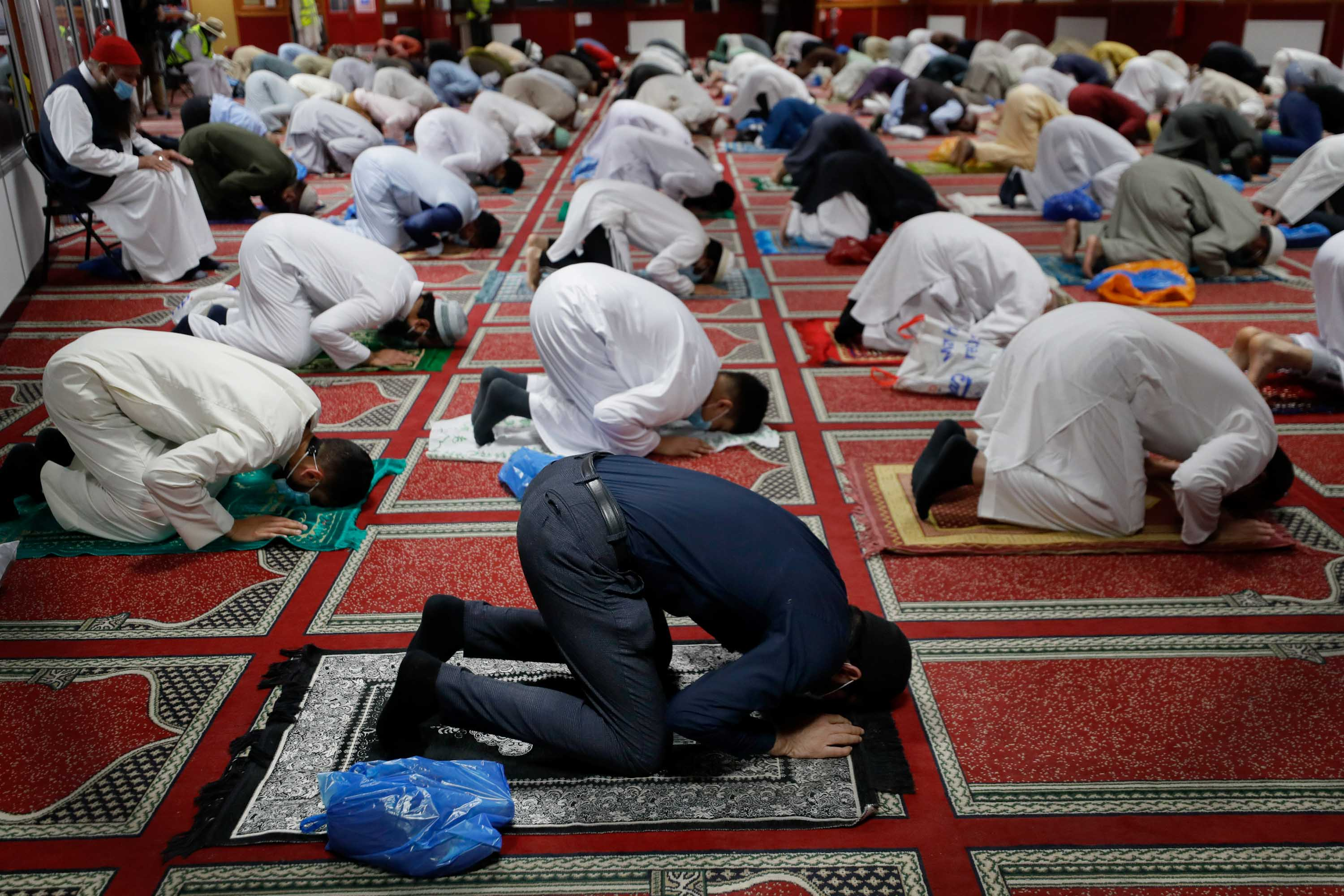 What is Eid al-Adha, and how is it being celebrated during the pandemic?