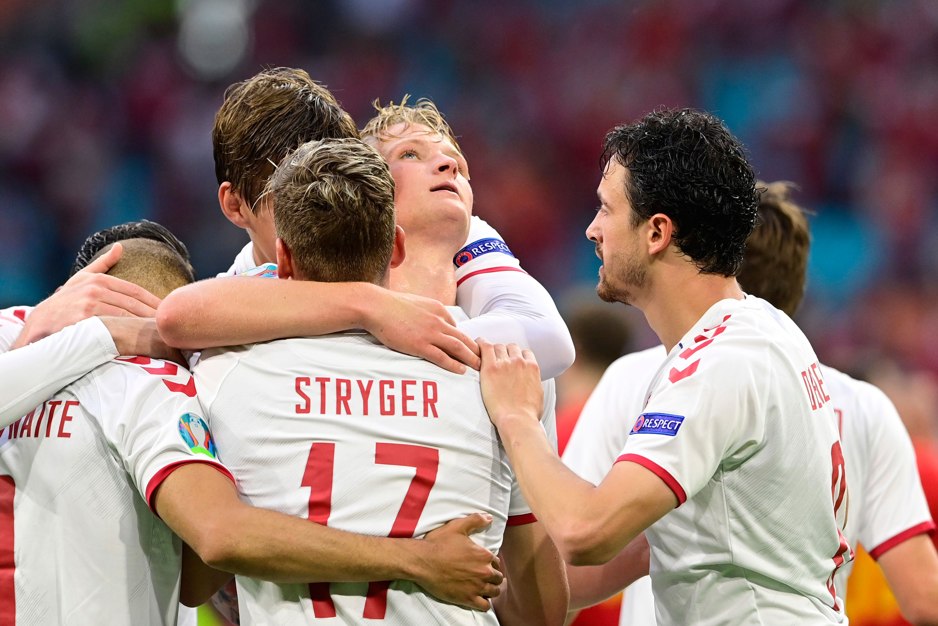 Denmark breezes past Wales into Euro 2020 quarterfinals with convincing win