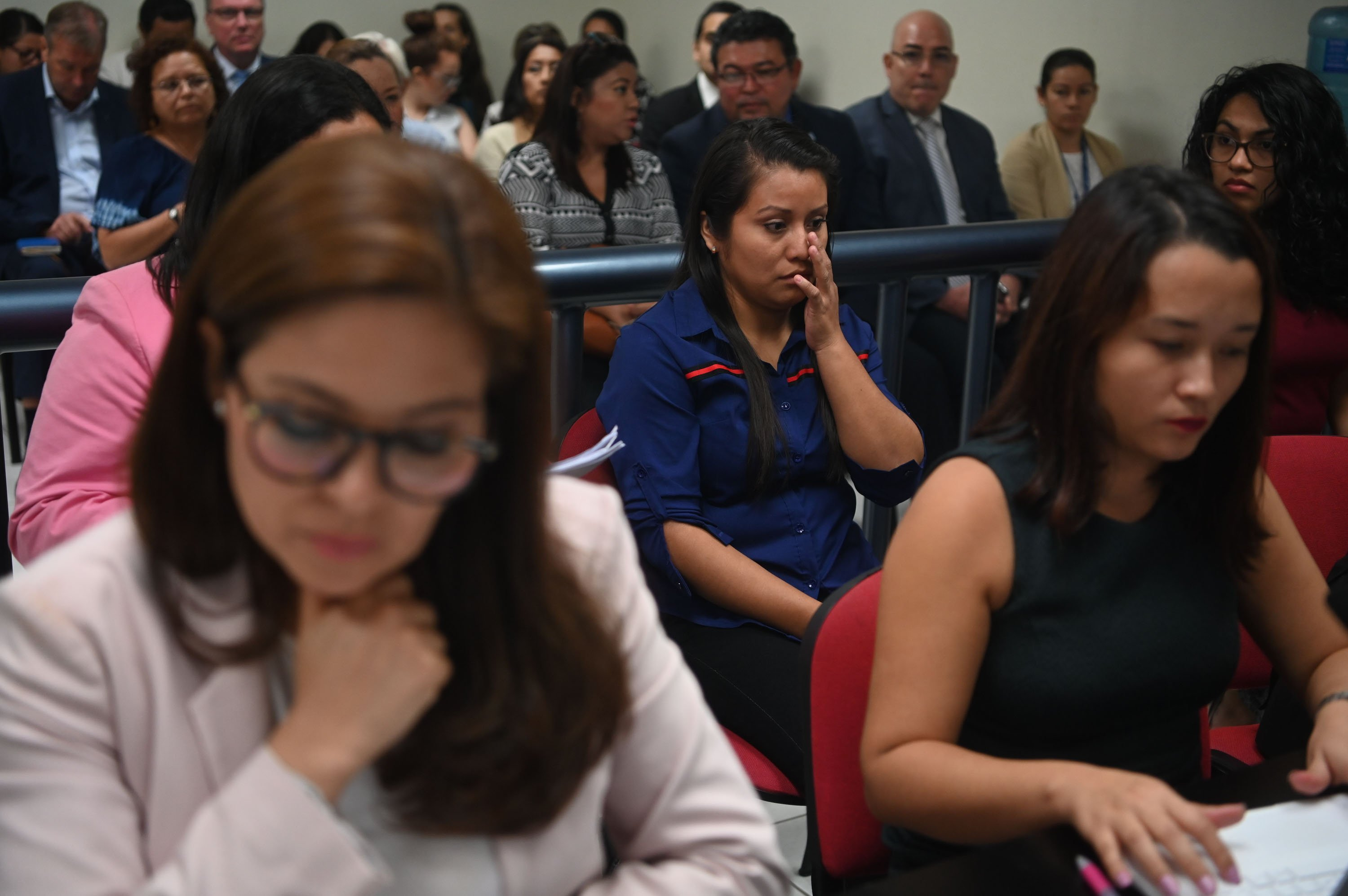 Abortion retrial for Evelyn Hernandez begins again in El Salvador