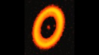 Astronomers make the first observations of a 'moon-forming' disk around a distant planet